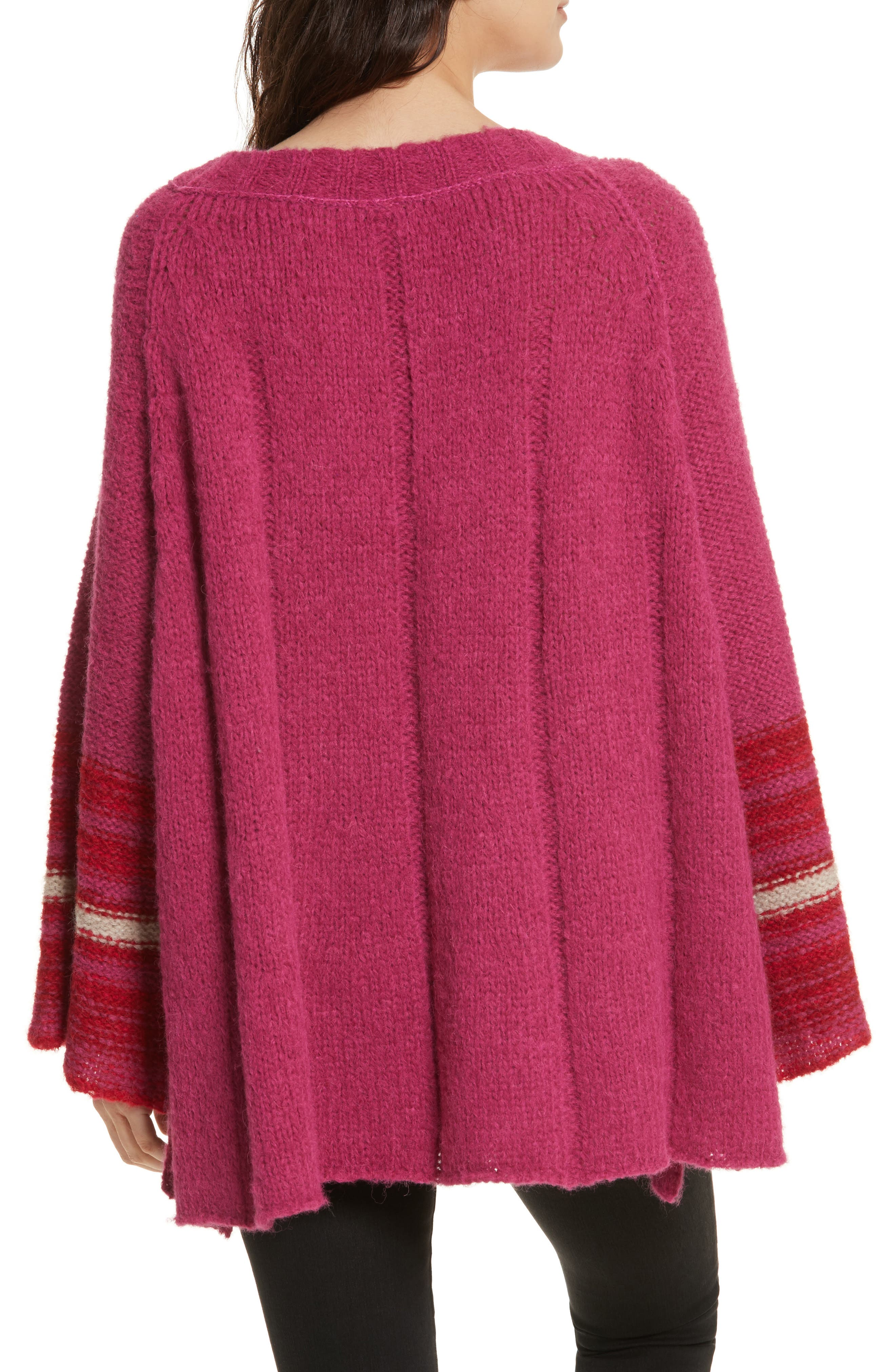 Last Rose Sweater,                             Alternate thumbnail 2, color,                             650