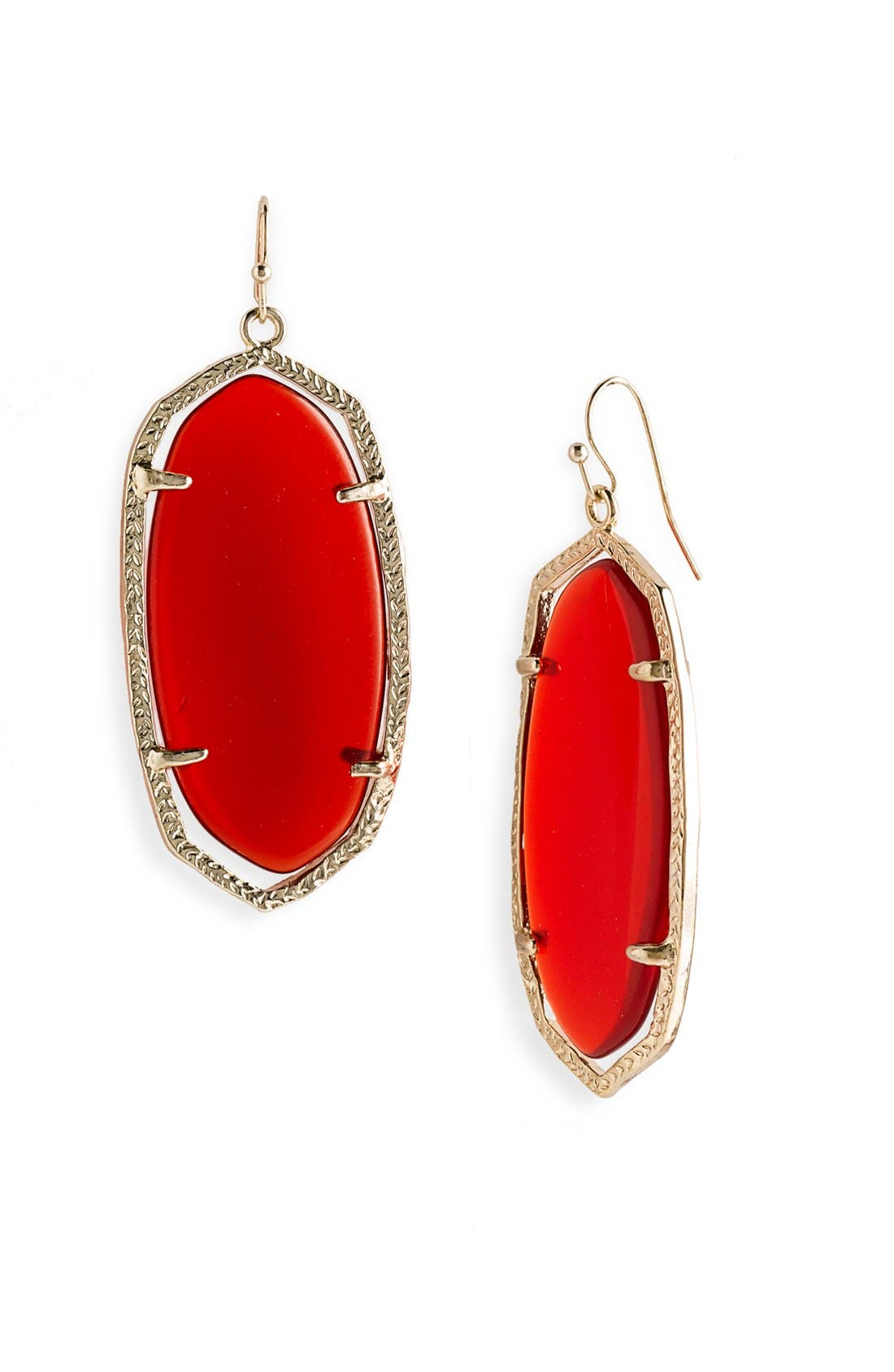 Danielle - Large Oval Statement Earrings,                             Main thumbnail 74, color,