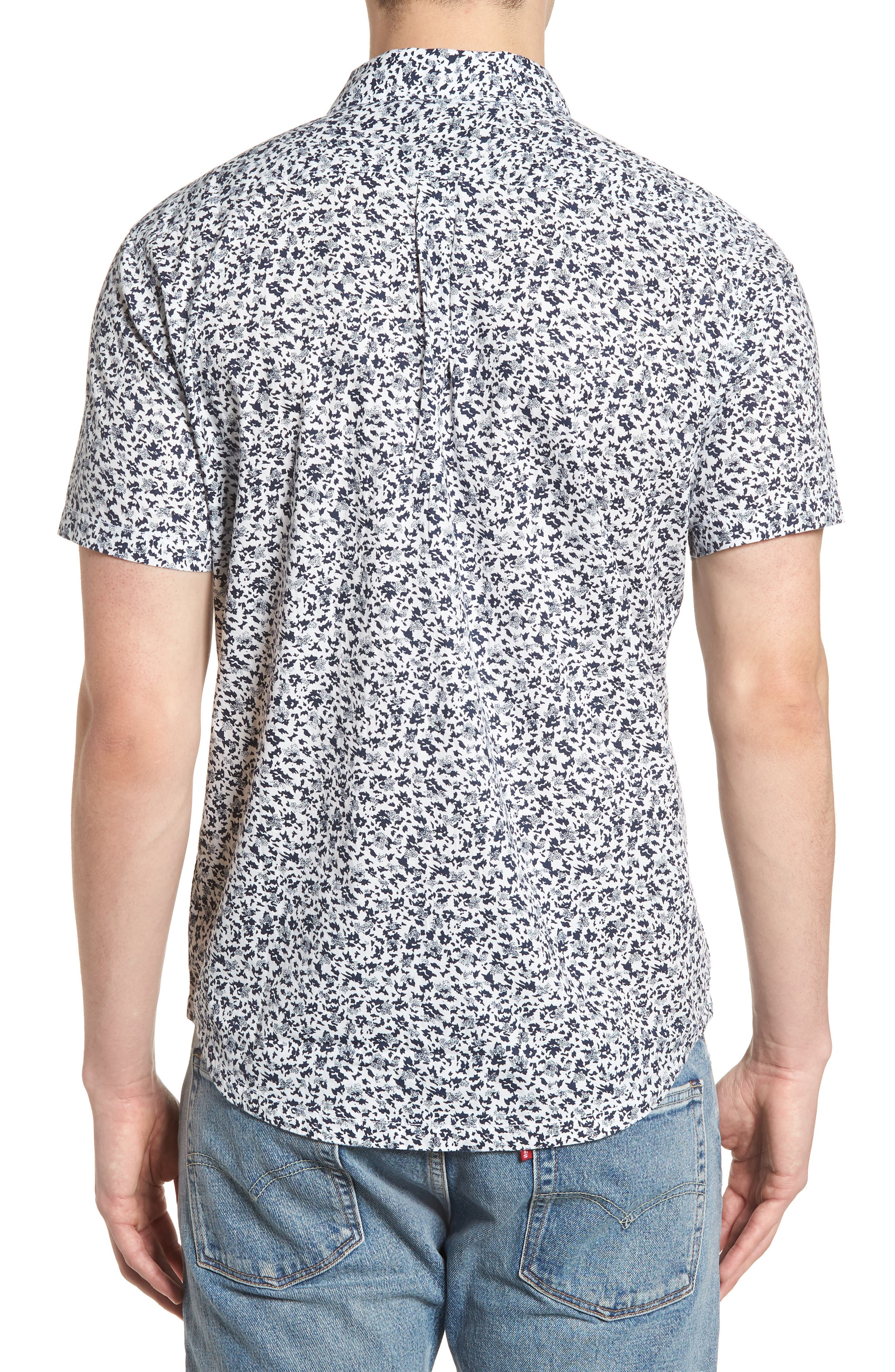 Dresden Woven Shirt,                             Alternate thumbnail 4, color,