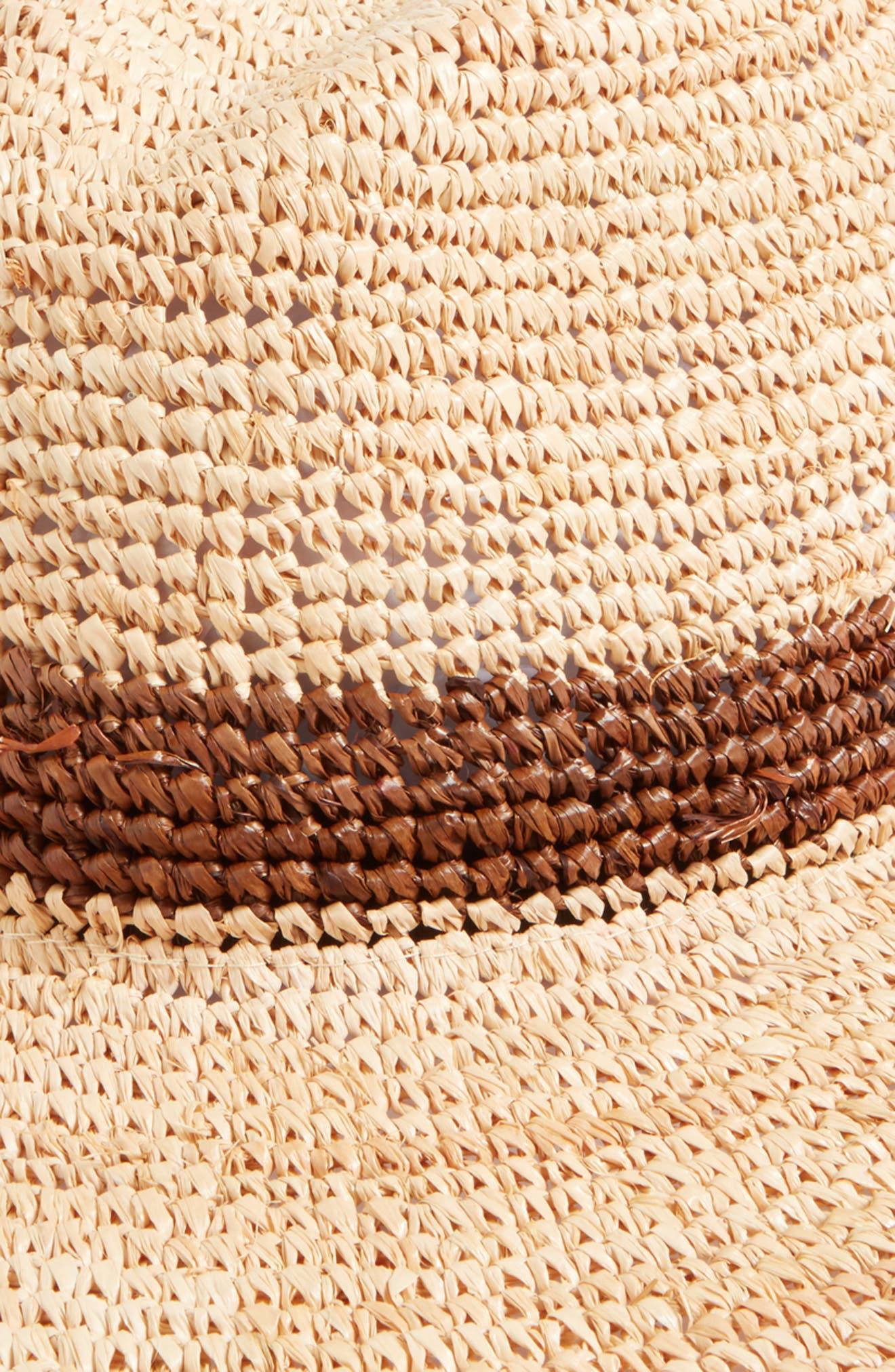 Stanton Raffia Safari Hat,                             Alternate thumbnail 2, color,                             200