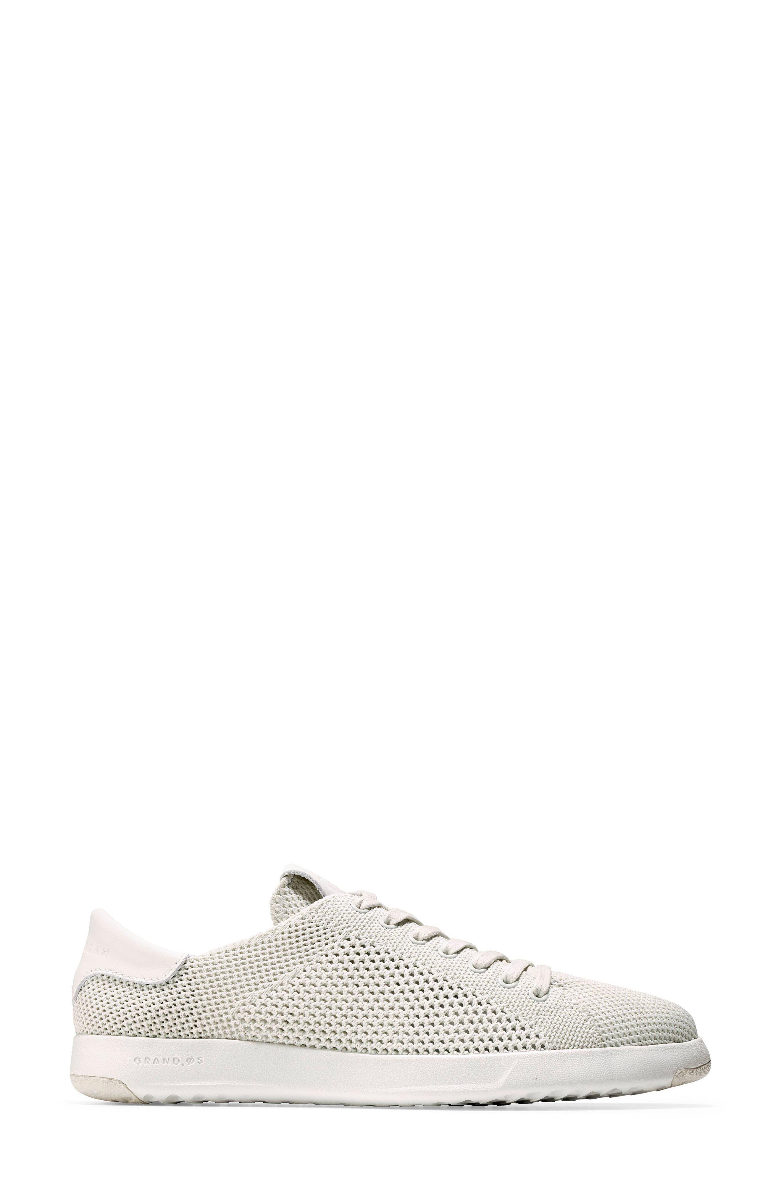 GrandPro Stitchlite Sneaker,                             Alternate thumbnail 3, color,                             CHALK FABRIC