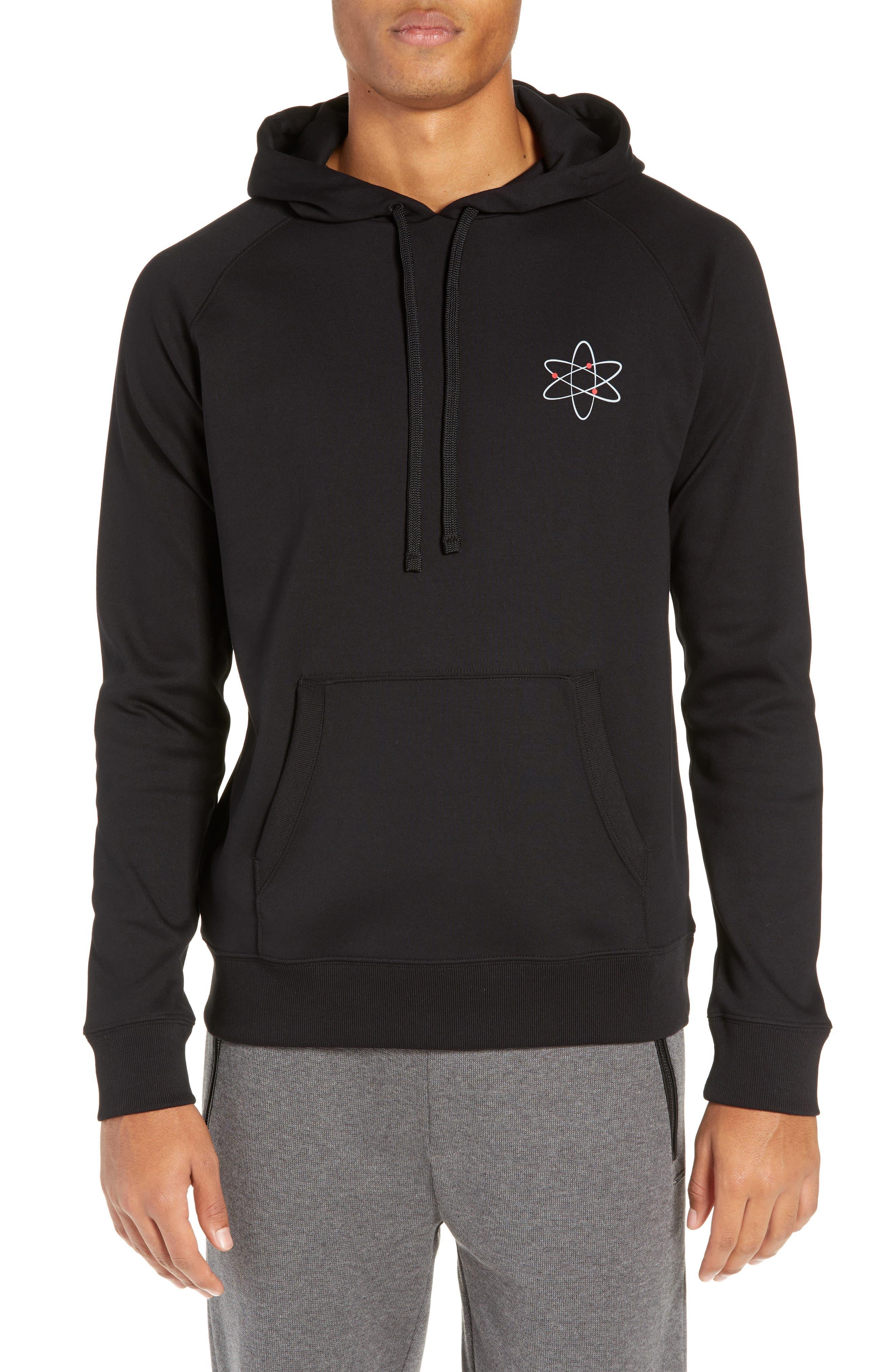 Darti Hoodie Sweatshirt, Main, color, 001