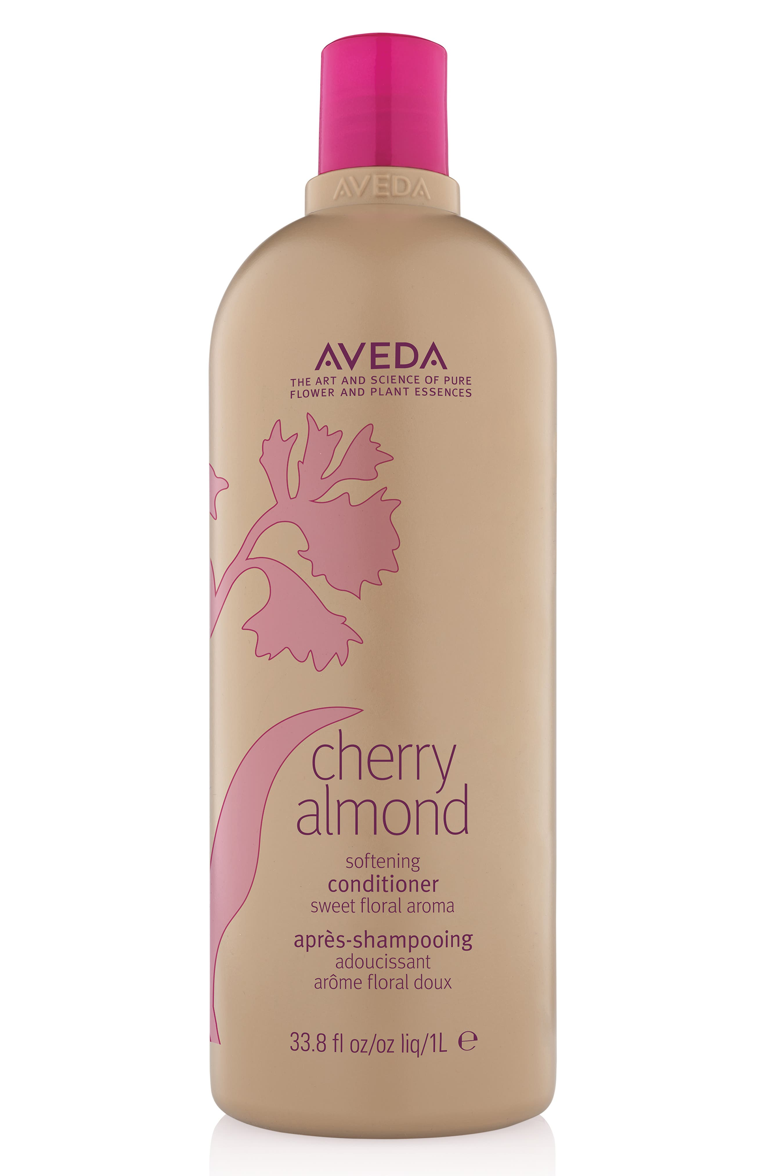AVEDA,                             Cherry Almond Softening Conditioner,                             Alternate thumbnail 2, color,                             NO COLOR