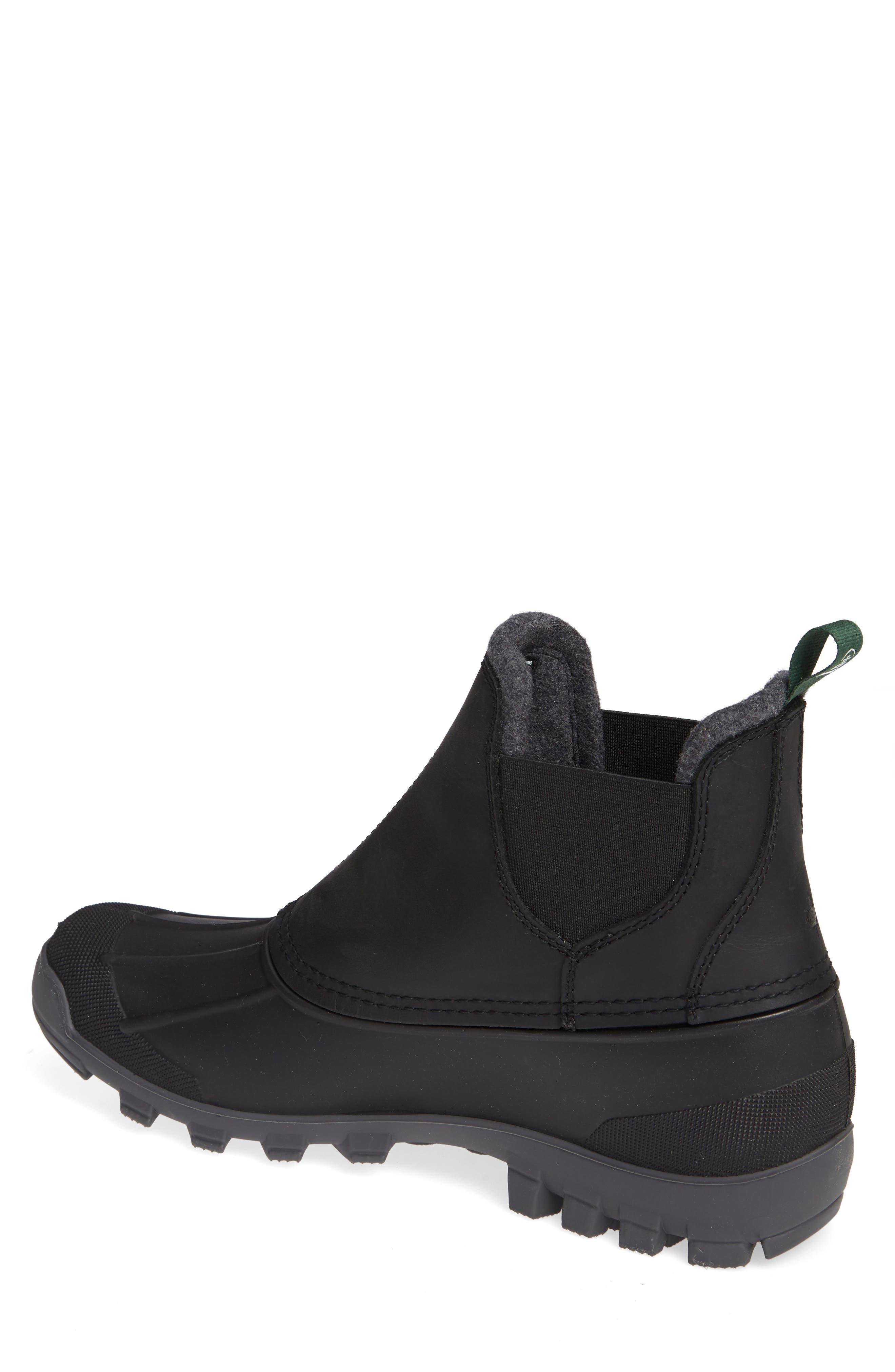 Hudson C Waterproof Winter Boot,                             Alternate thumbnail 2, color,                             001