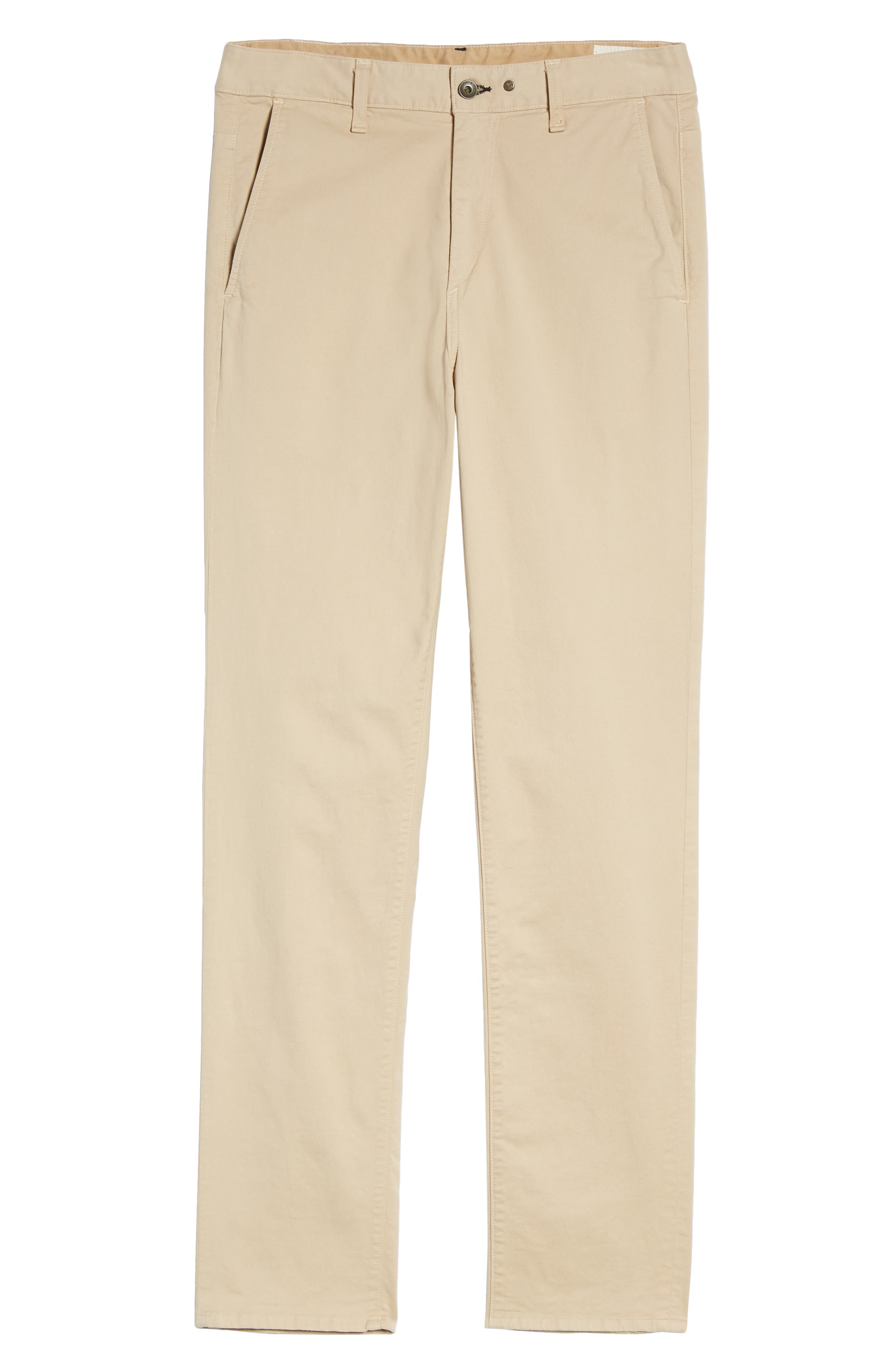 Fit 3 Classic Chino,                             Alternate thumbnail 6, color,                             BEIGE