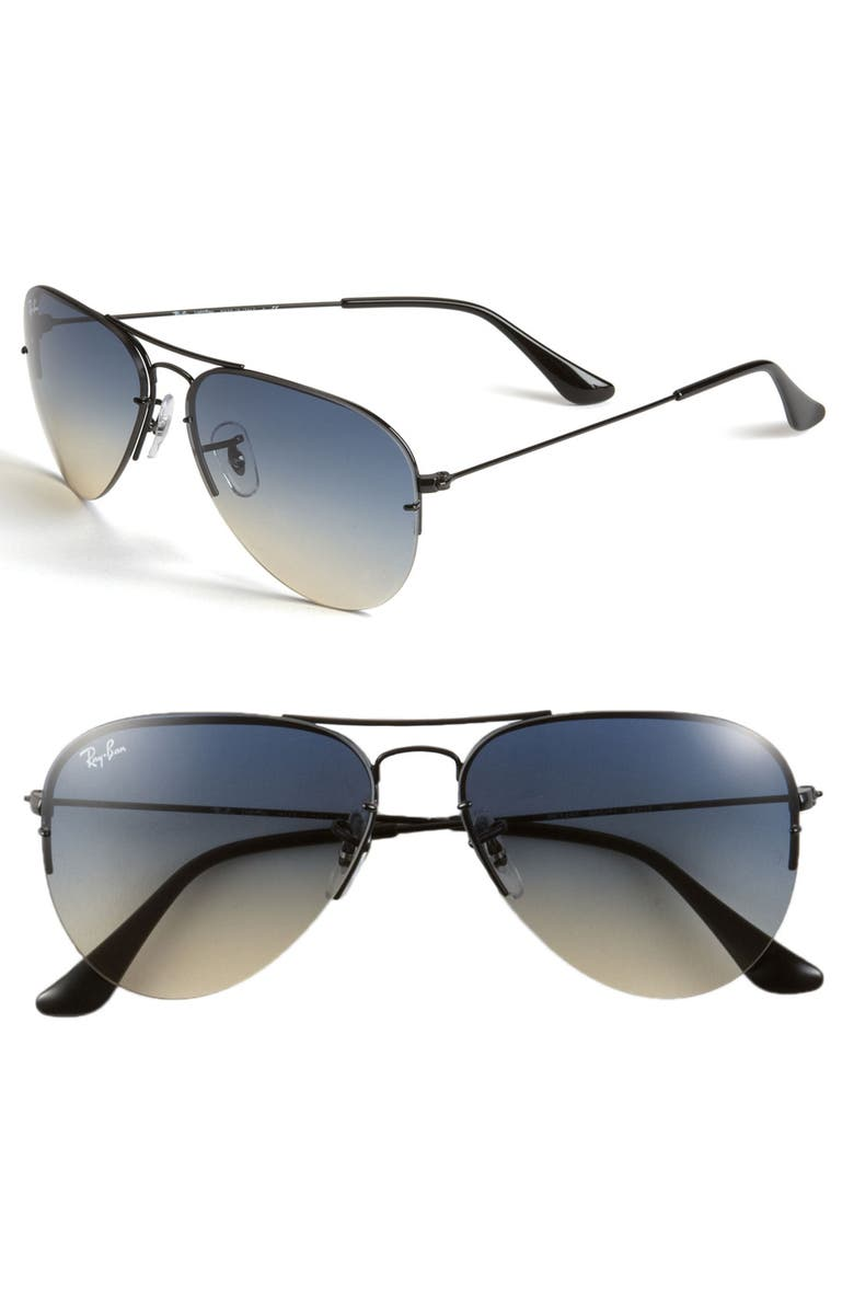 d90ab5be51 RAY-BAN  Light Ray - Interchangeable Lens Box Set  Aviator Sunglasses
