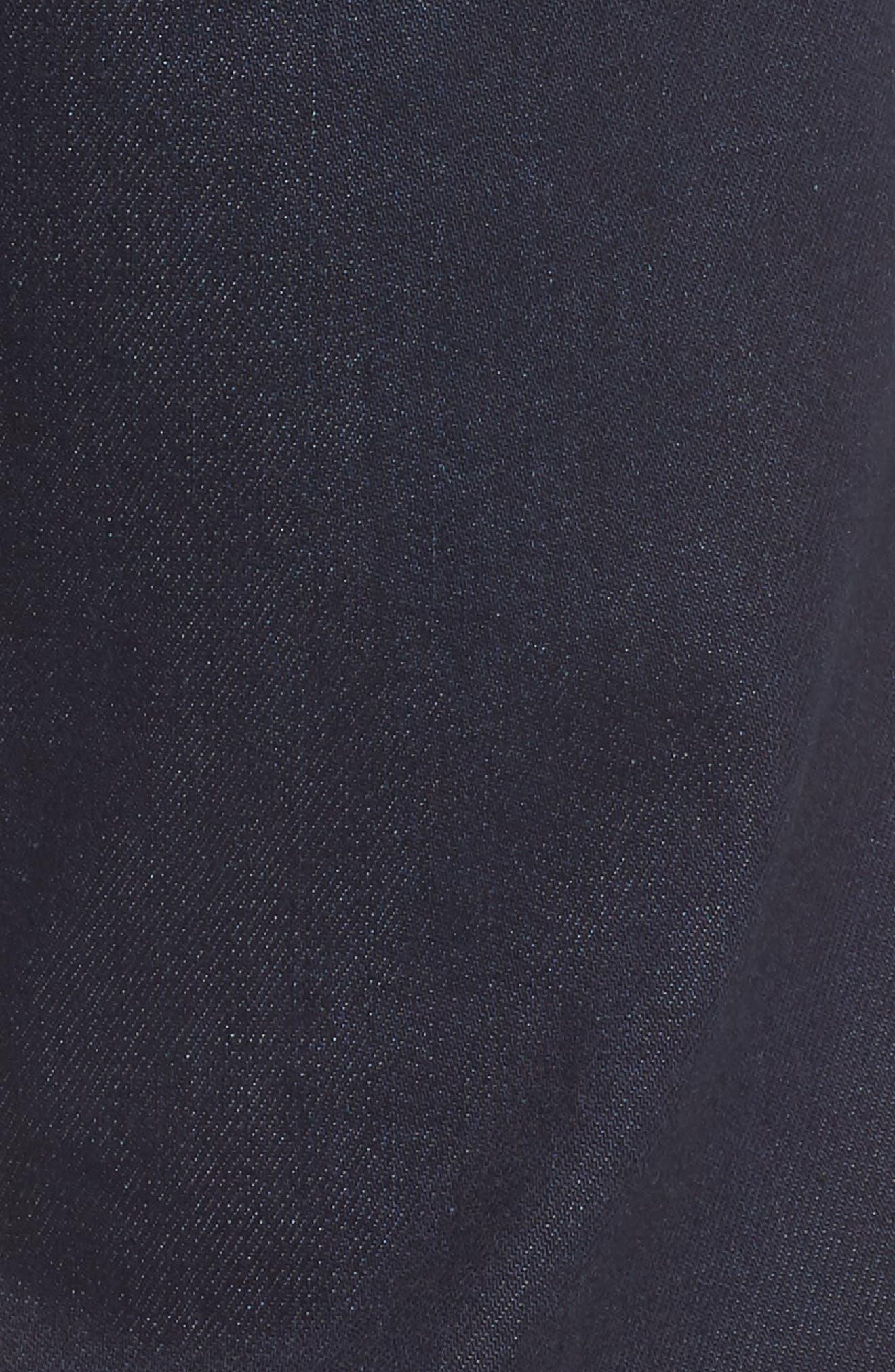 Buster Slim Straight Leg Jeans,                             Alternate thumbnail 5, color,                             400