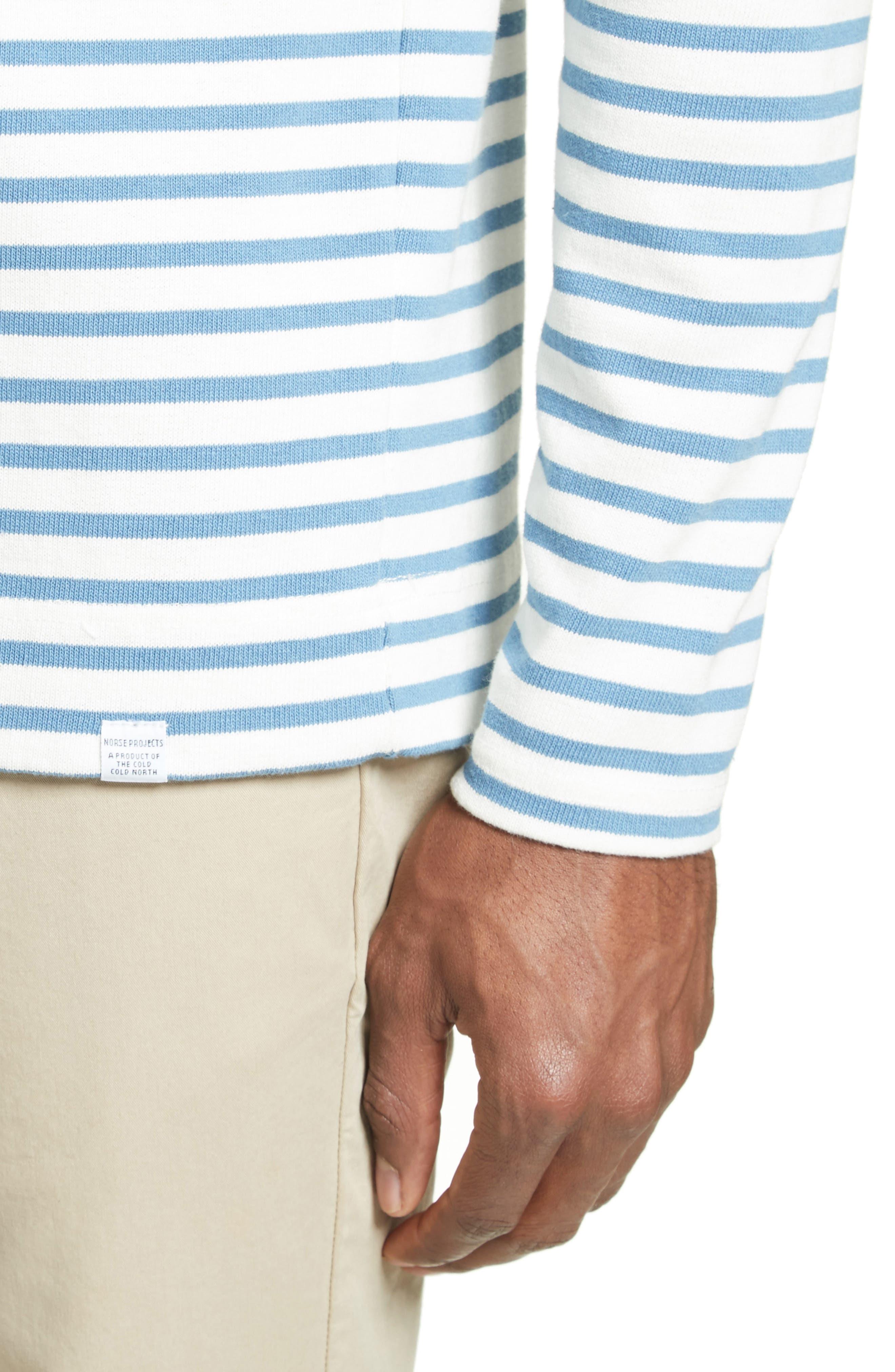 Stripe T-Shirt,                             Alternate thumbnail 10, color,