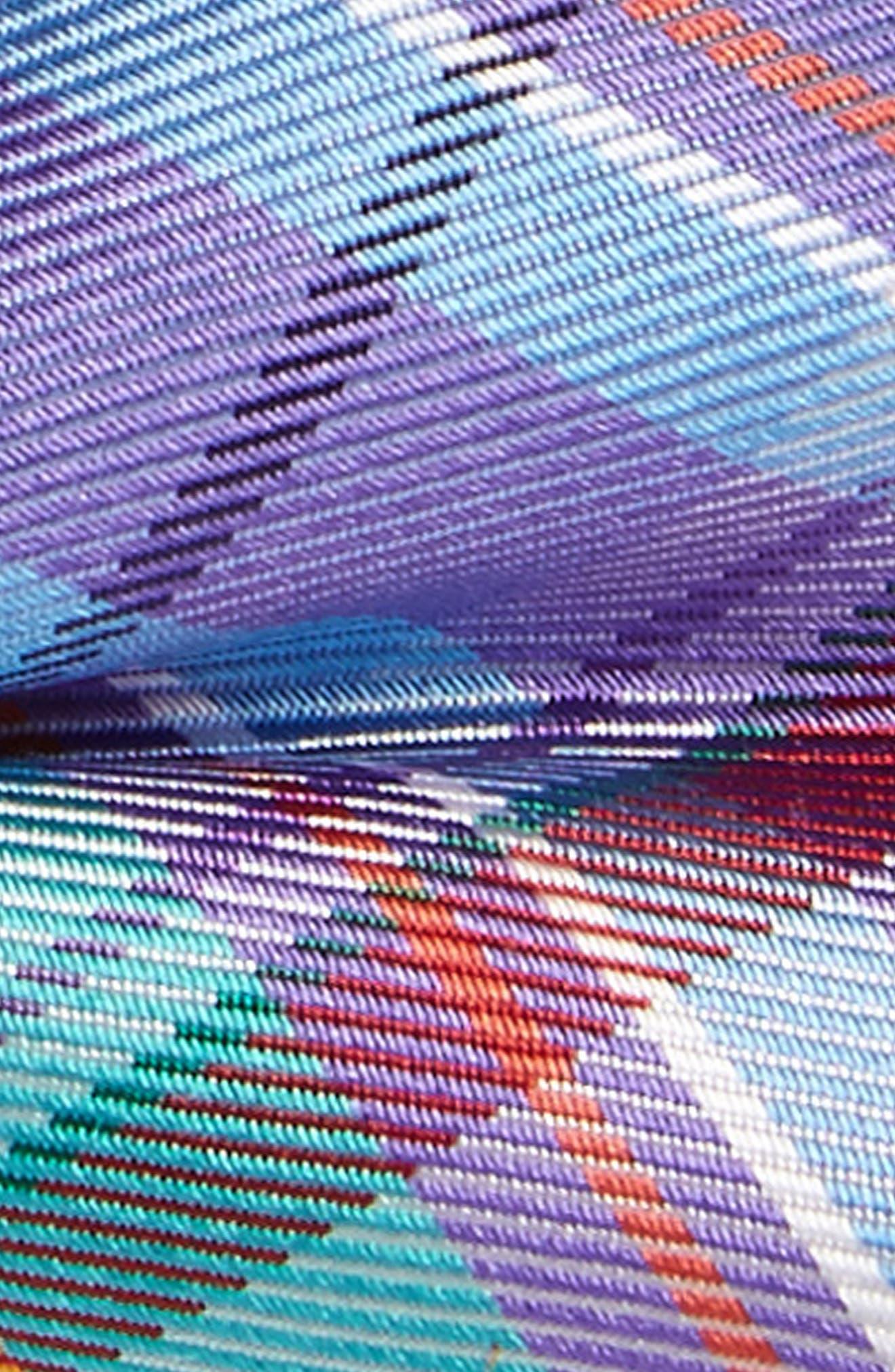 Tartan Silk Bow Tie,                             Alternate thumbnail 2, color,                             445