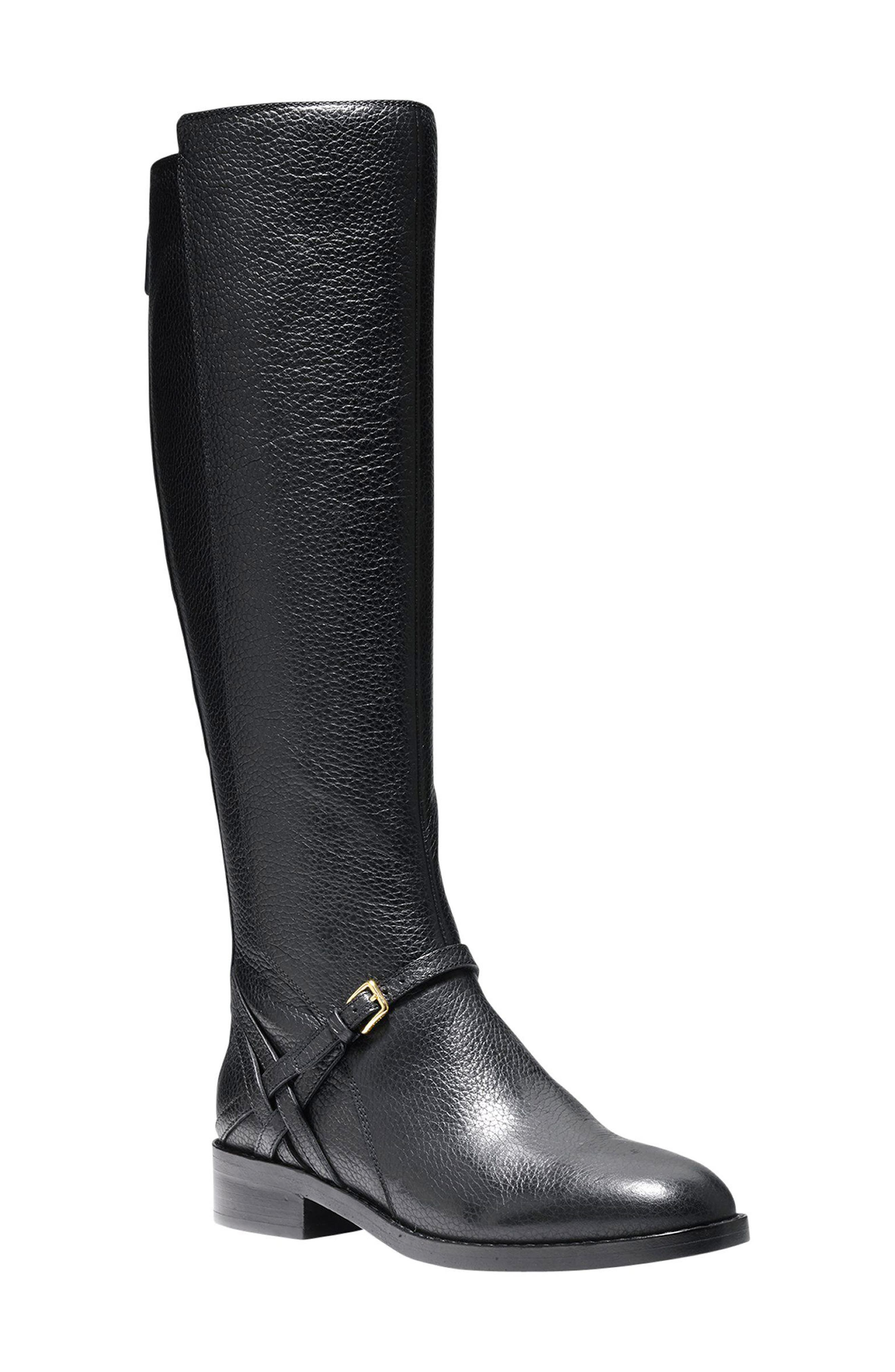 Pearlie Tall Boot,                         Main,                         color, 001
