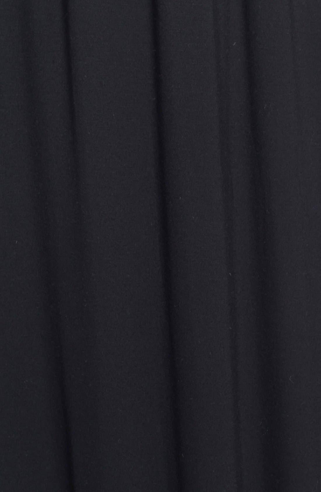 Dolman Sleeve Maxi Dress,                             Alternate thumbnail 2, color,                             001