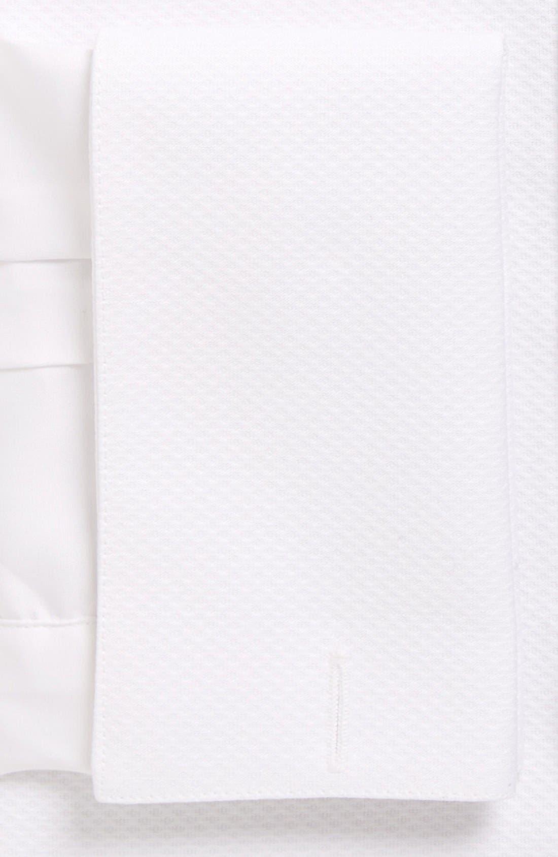Bib Front Tuxedo Shirt,                             Alternate thumbnail 2, color,                             110