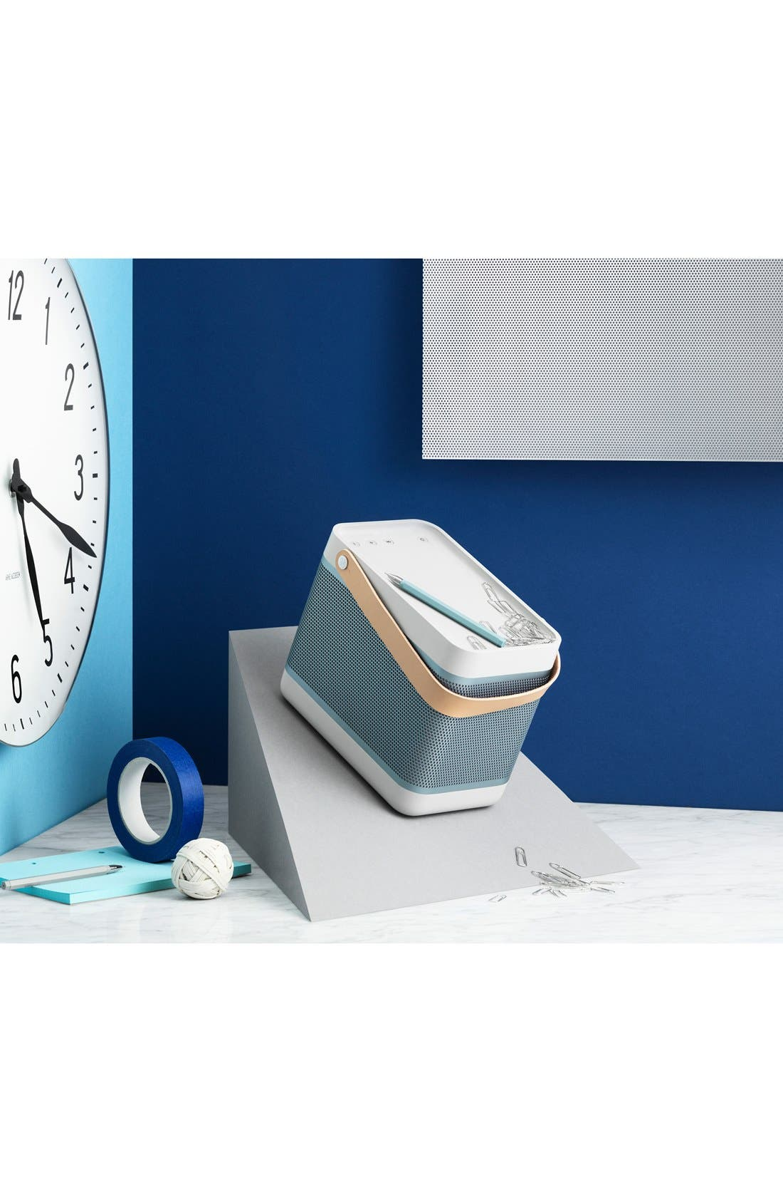 'Beolit 15' Portable Bluetooth<sup>®</sup> Speaker,                             Alternate thumbnail 4, color,                             POLAR BLUE