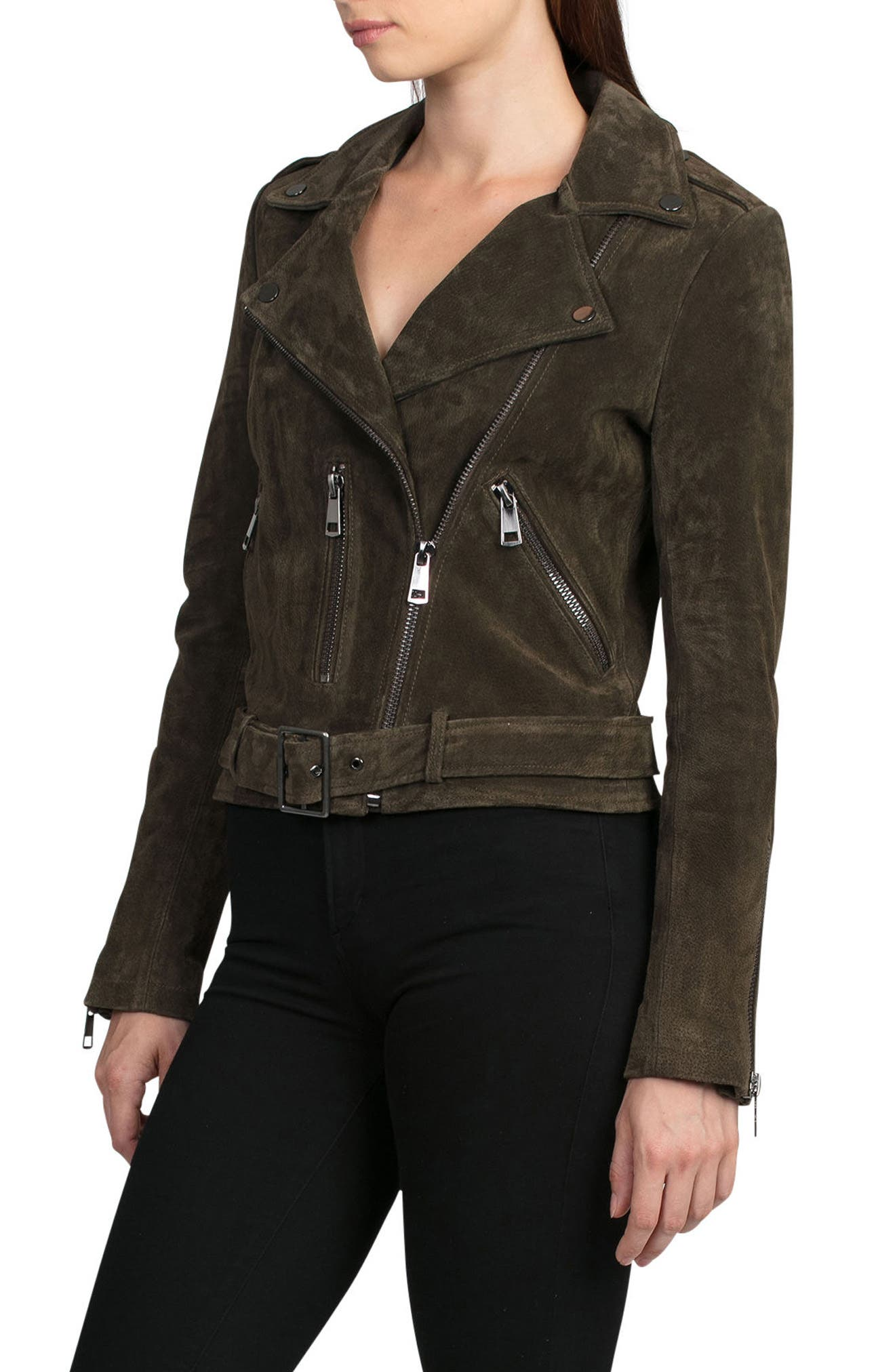 NYC  Suede Jacket,                             Alternate thumbnail 20, color,