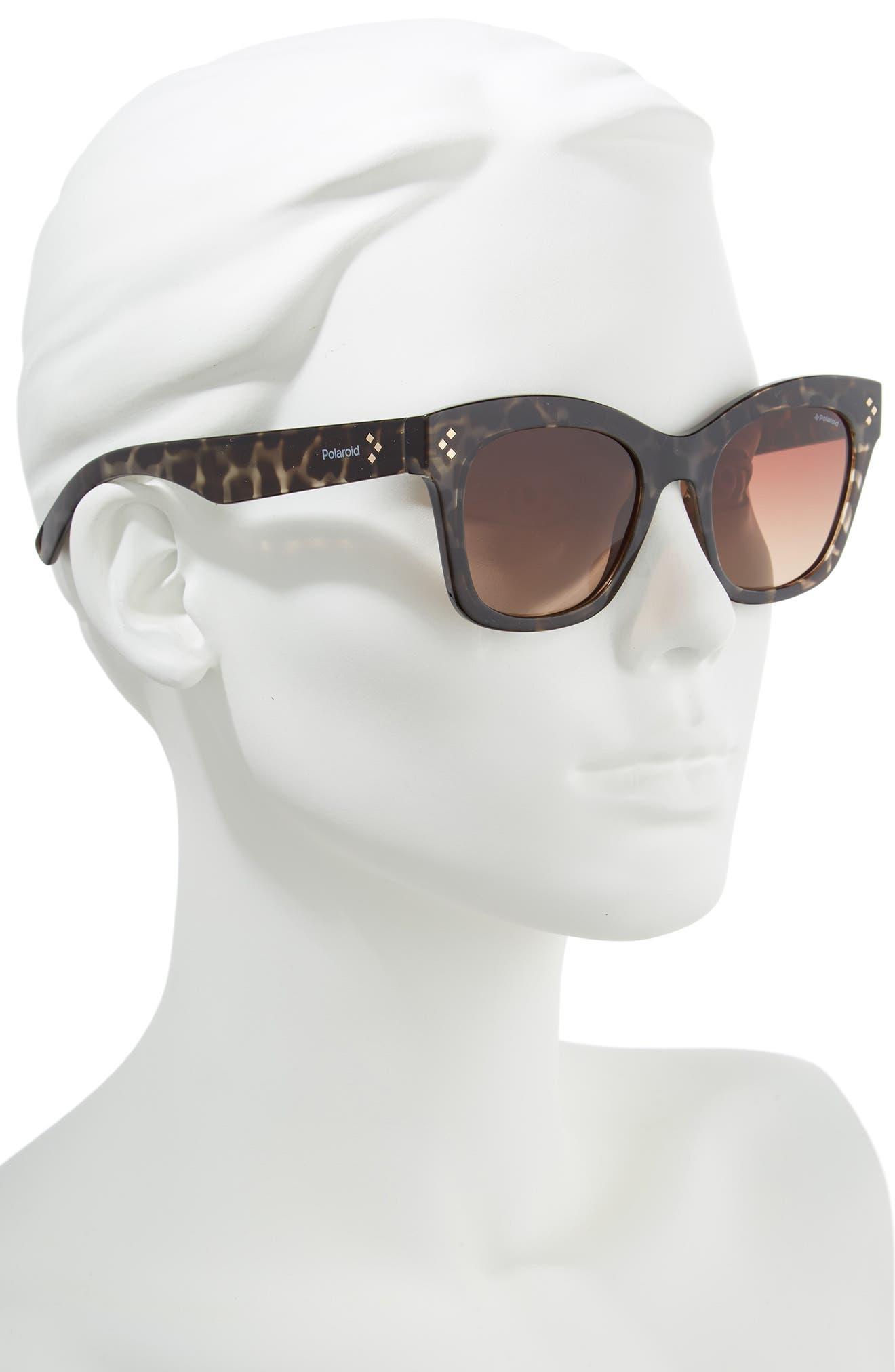 Core 51mm Polarized Sunglasses,                             Alternate thumbnail 6, color,