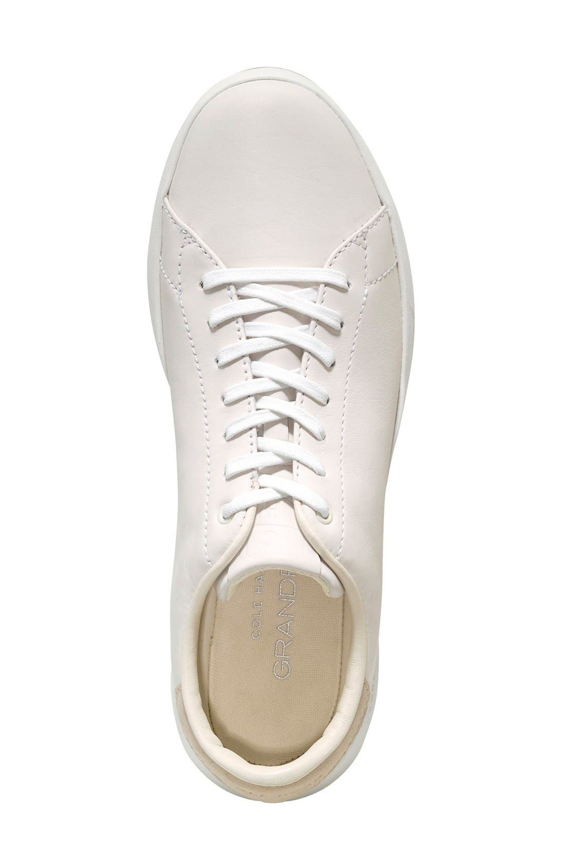 GrandPro Tennis Sneaker,                             Alternate thumbnail 10, color,                             WHITE