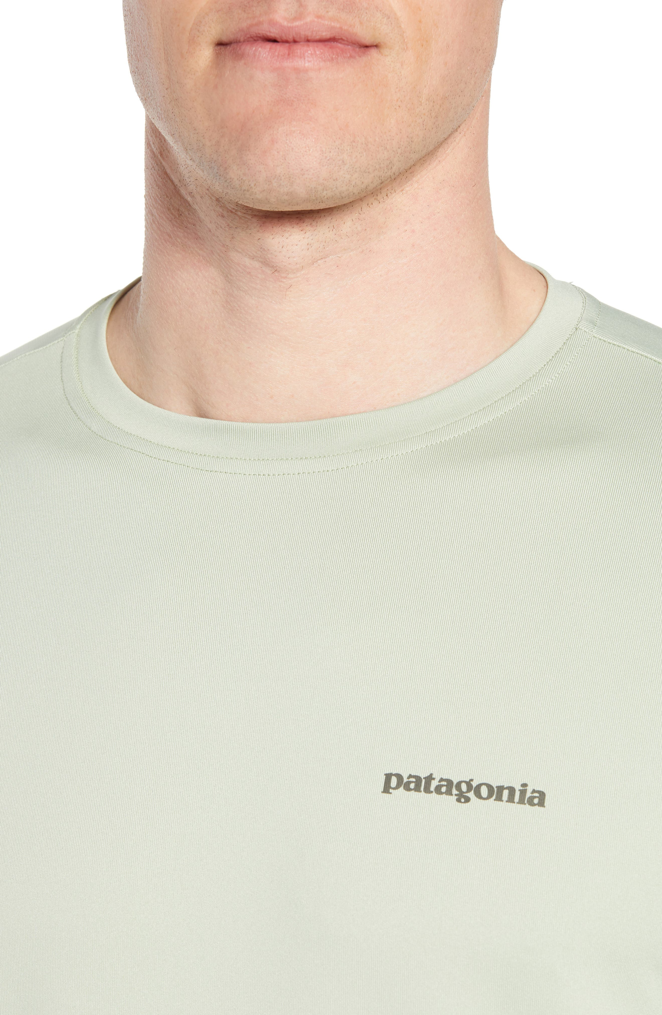 Tech Fish Graphic Long Sleeve T-Shirt,                             Alternate thumbnail 14, color,
