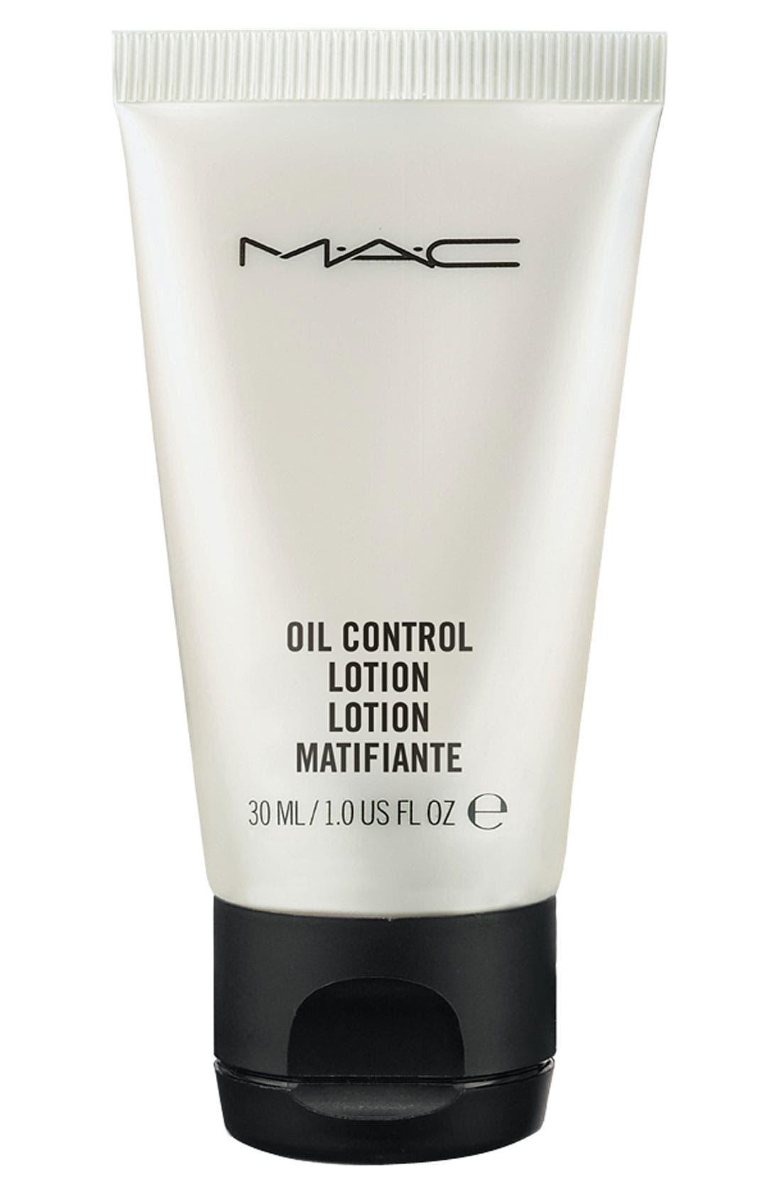 M·A·C 'Sized to Go - Mini' Oil Control Lotion,                             Main thumbnail 1, color,                             000