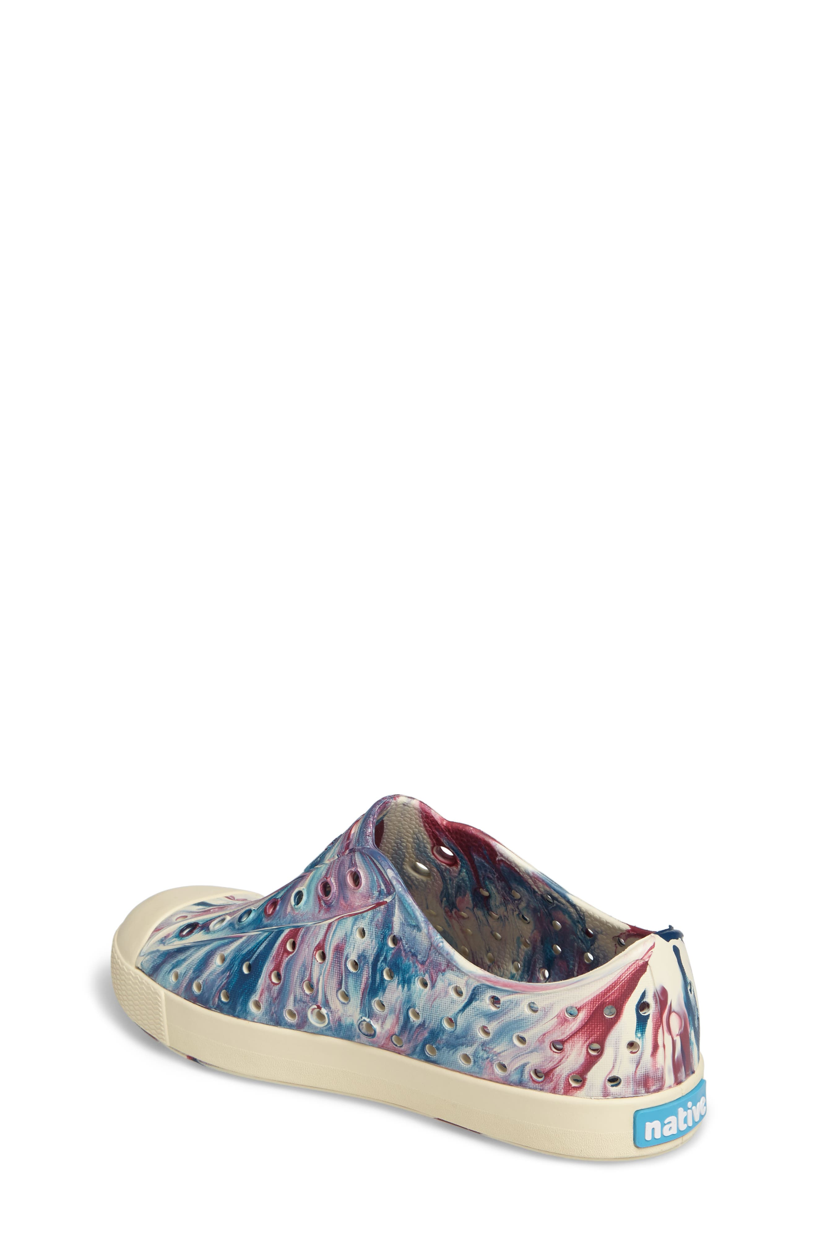 Jefferson - Marbled Perforated Slip-On,                             Alternate thumbnail 36, color,