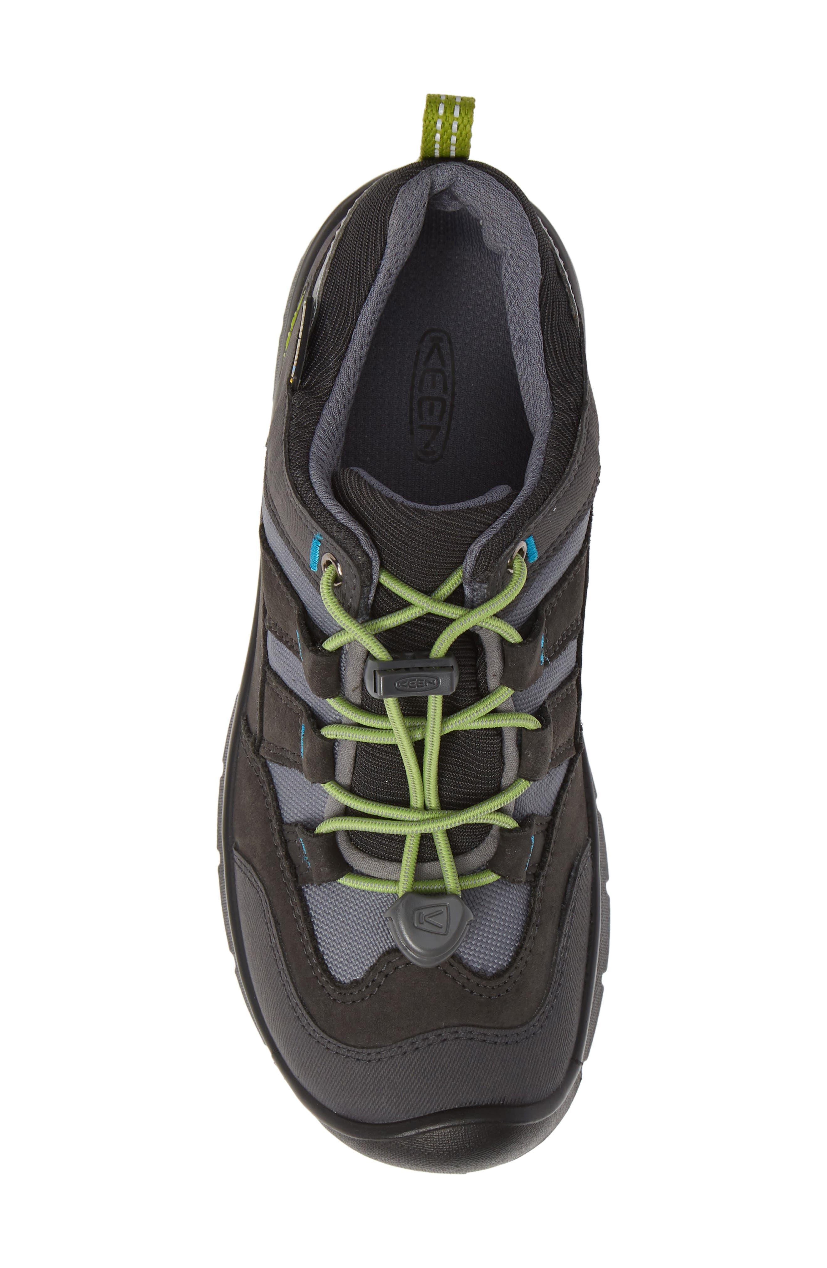 Hikeport Waterproof Sneaker,                             Alternate thumbnail 5, color,                             MAGNET/ GREENERY/ GREENERY