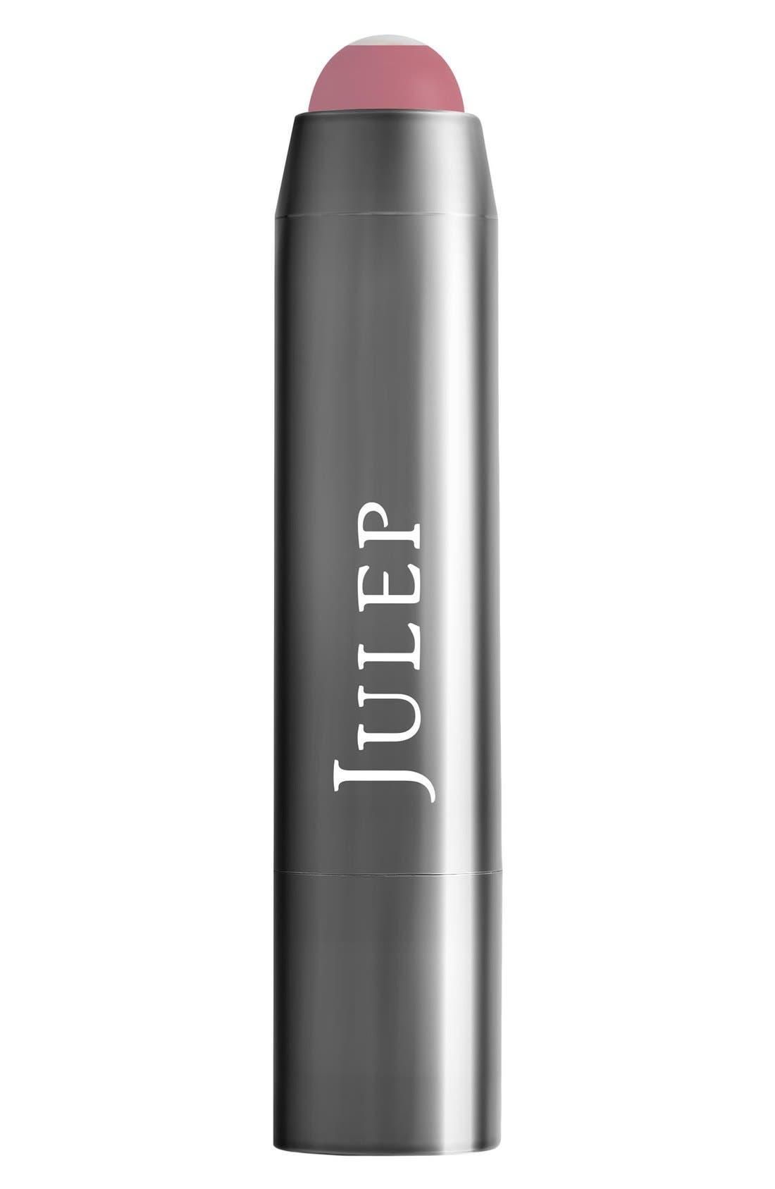 Julep<sup>™</sup> It's Balm Lip Crayon,                         Main,                         color, VINTAGE MAUVE CREME