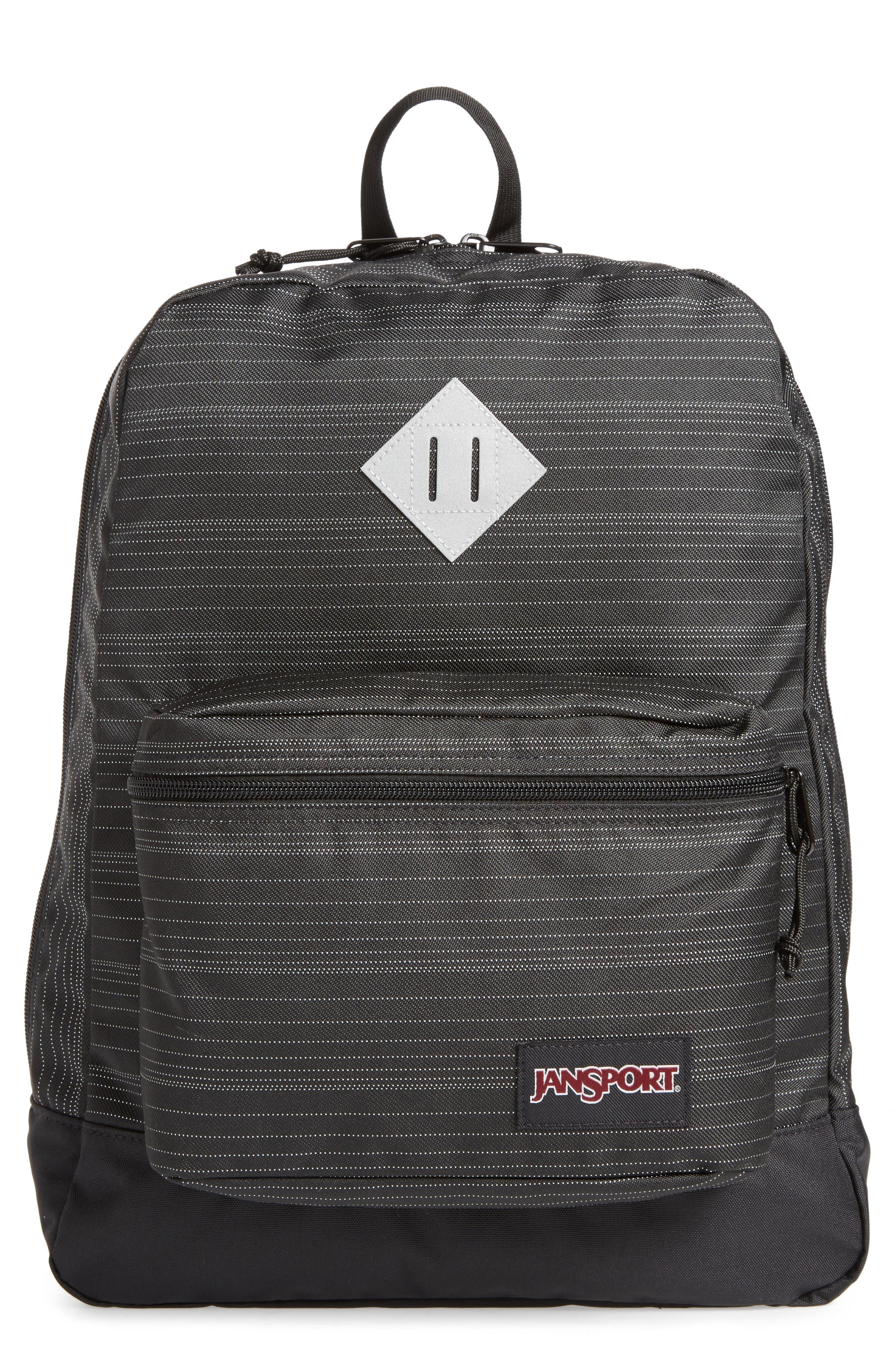 Super FX Reflective Backpack,                             Main thumbnail 1, color,                             020