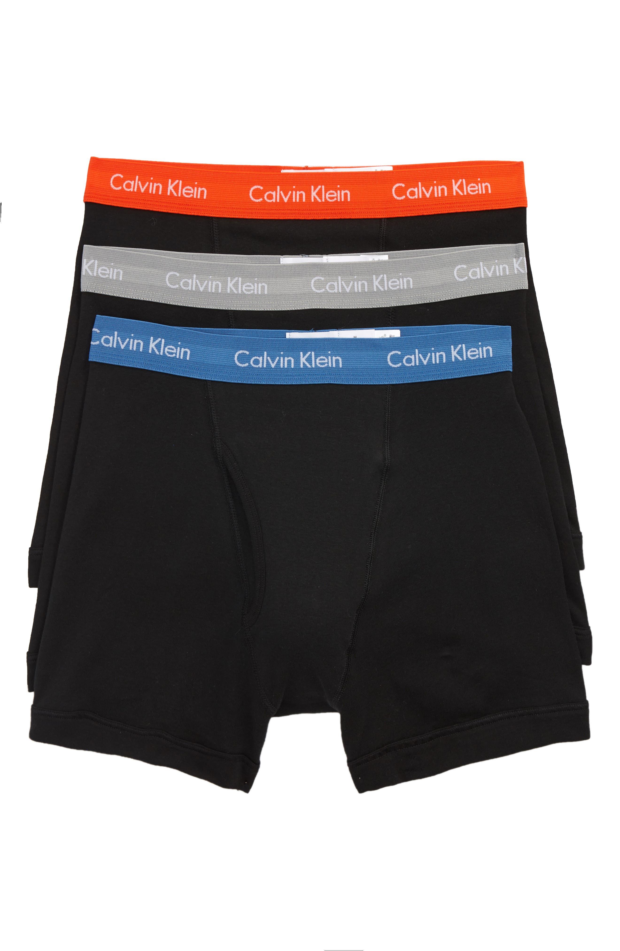 3-Pack Boxer Briefs,                             Main thumbnail 1, color,                             BLACK/ W ORIOLE/ STONY/ BLUE