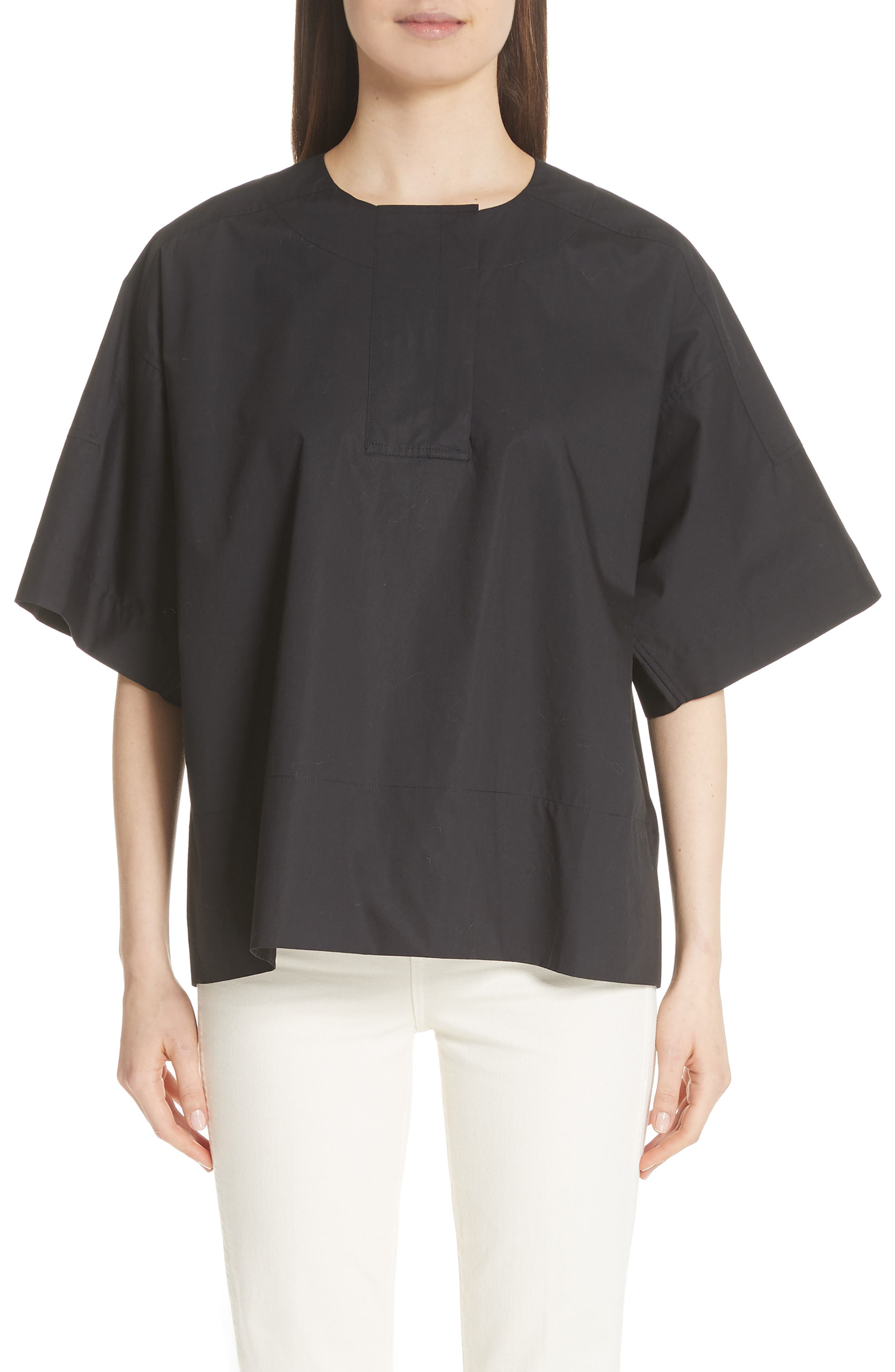 Lhena Boxy Top,                             Main thumbnail 1, color,