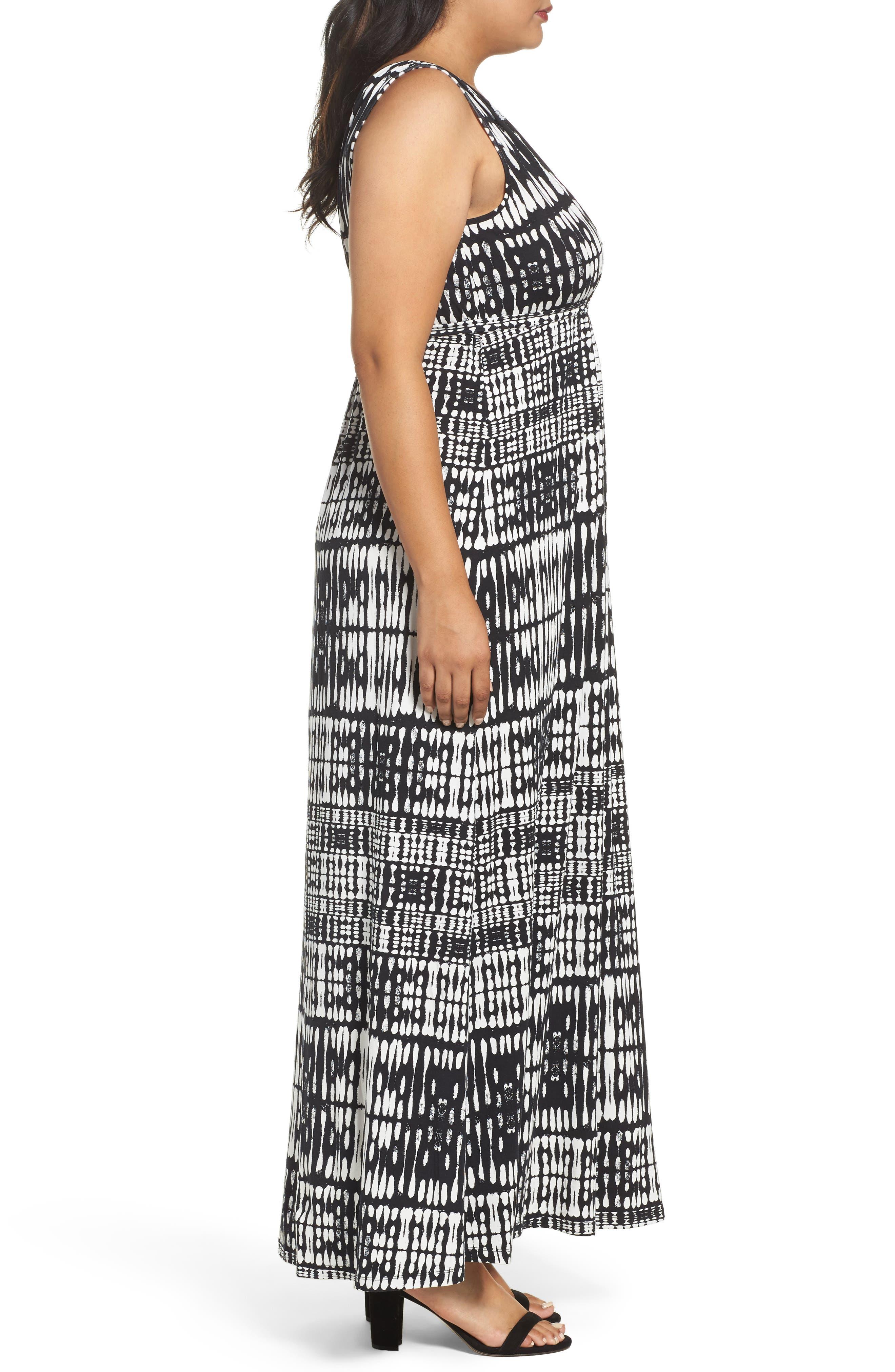 Grecia Sleeveless Jersey Maxi Dress,                             Alternate thumbnail 22, color,