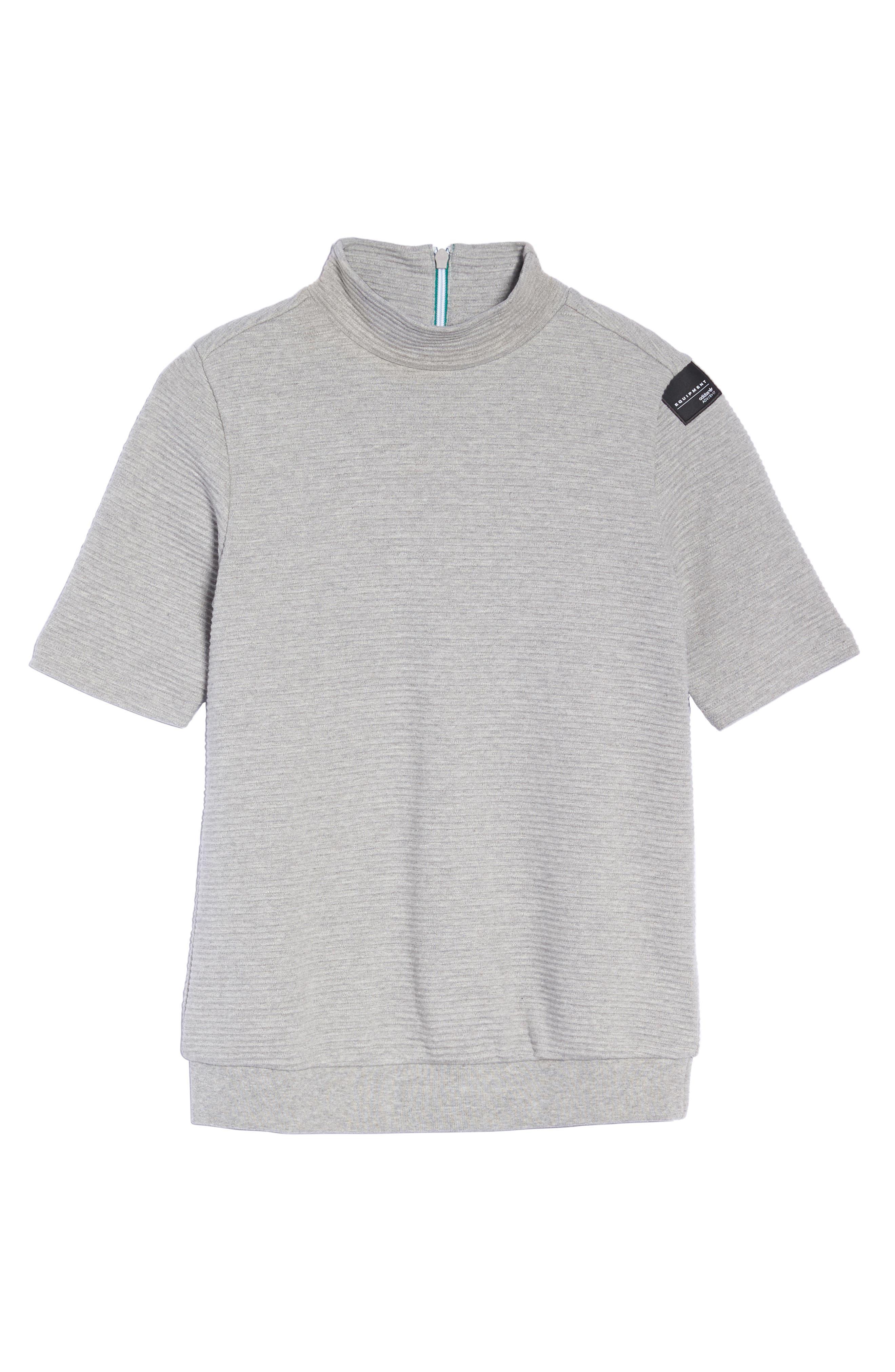 Originals EQT Sweatshirt,                             Alternate thumbnail 7, color,