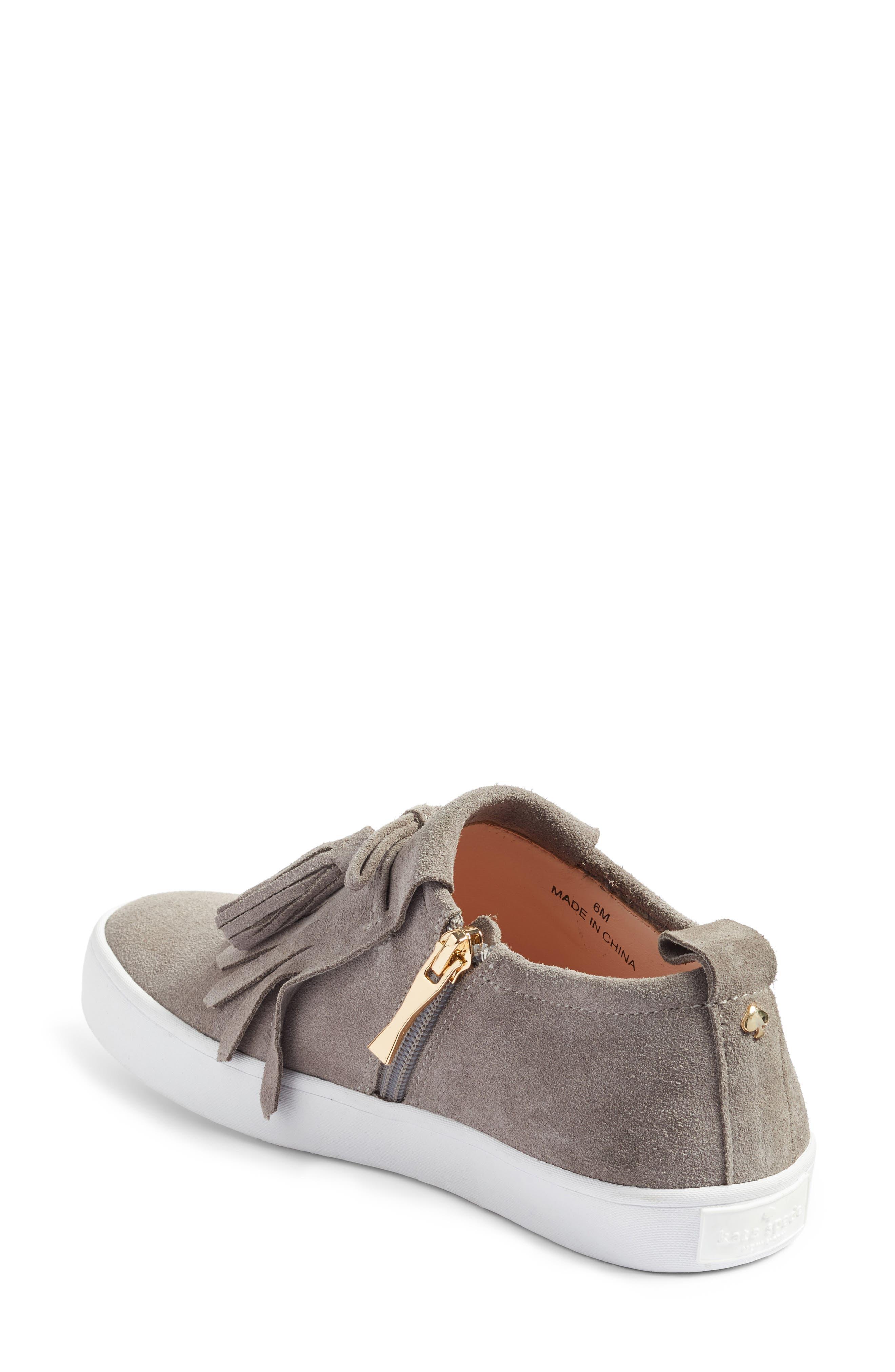 lenna tassel sneaker,                             Alternate thumbnail 9, color,