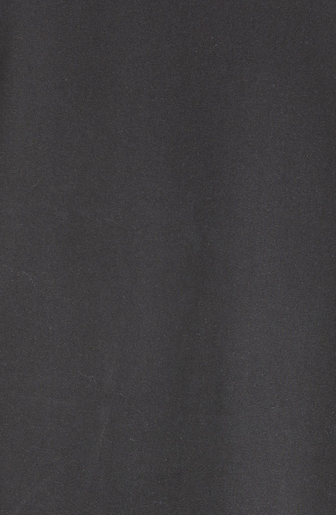 Brandon Pima Cotton T-Shirt,                             Alternate thumbnail 5, color,                             001