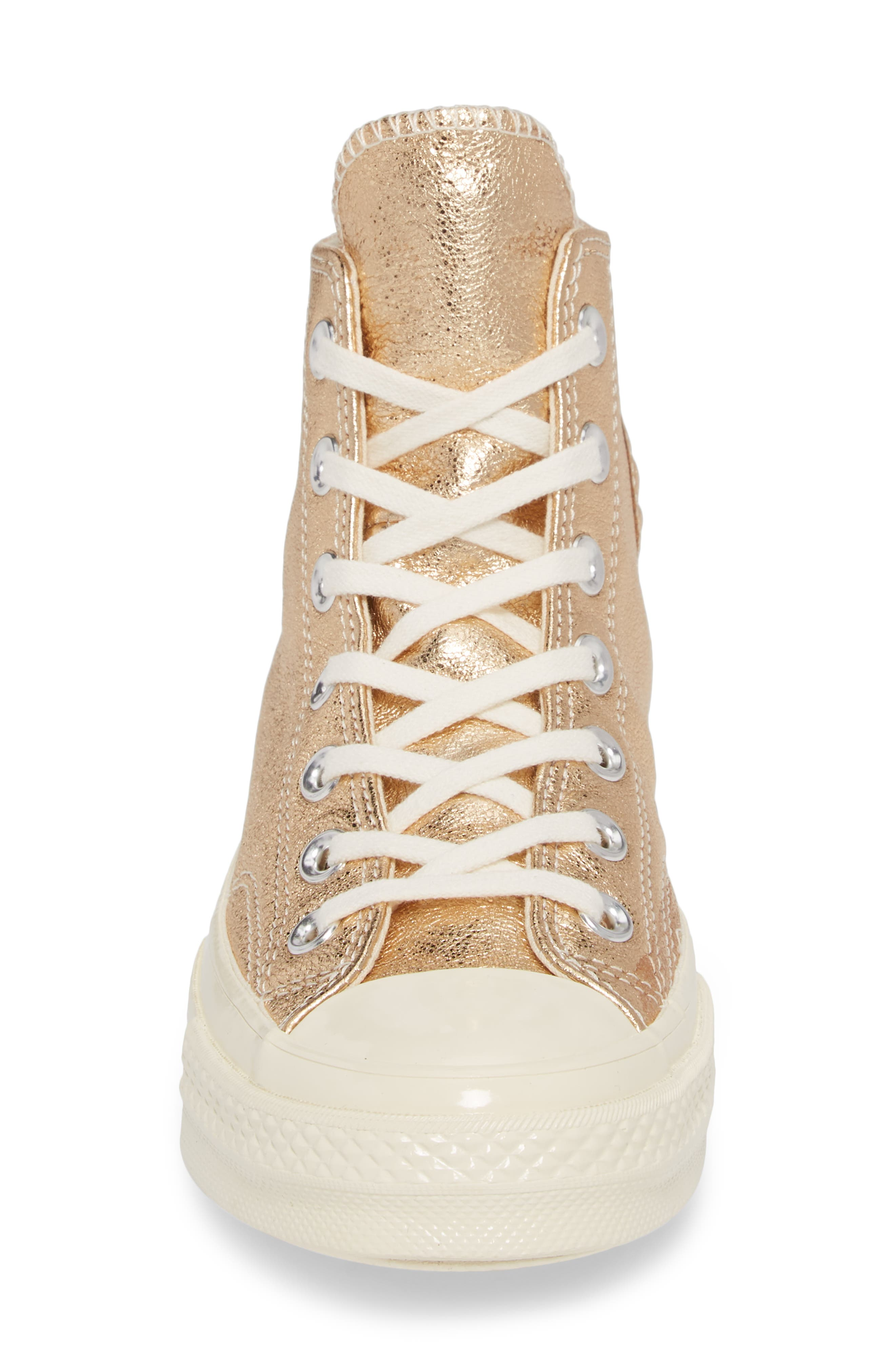 Chuck Taylor<sup>®</sup> All Star<sup>®</sup> Heavy Metal 70 High Top Sneaker,                             Alternate thumbnail 12, color,