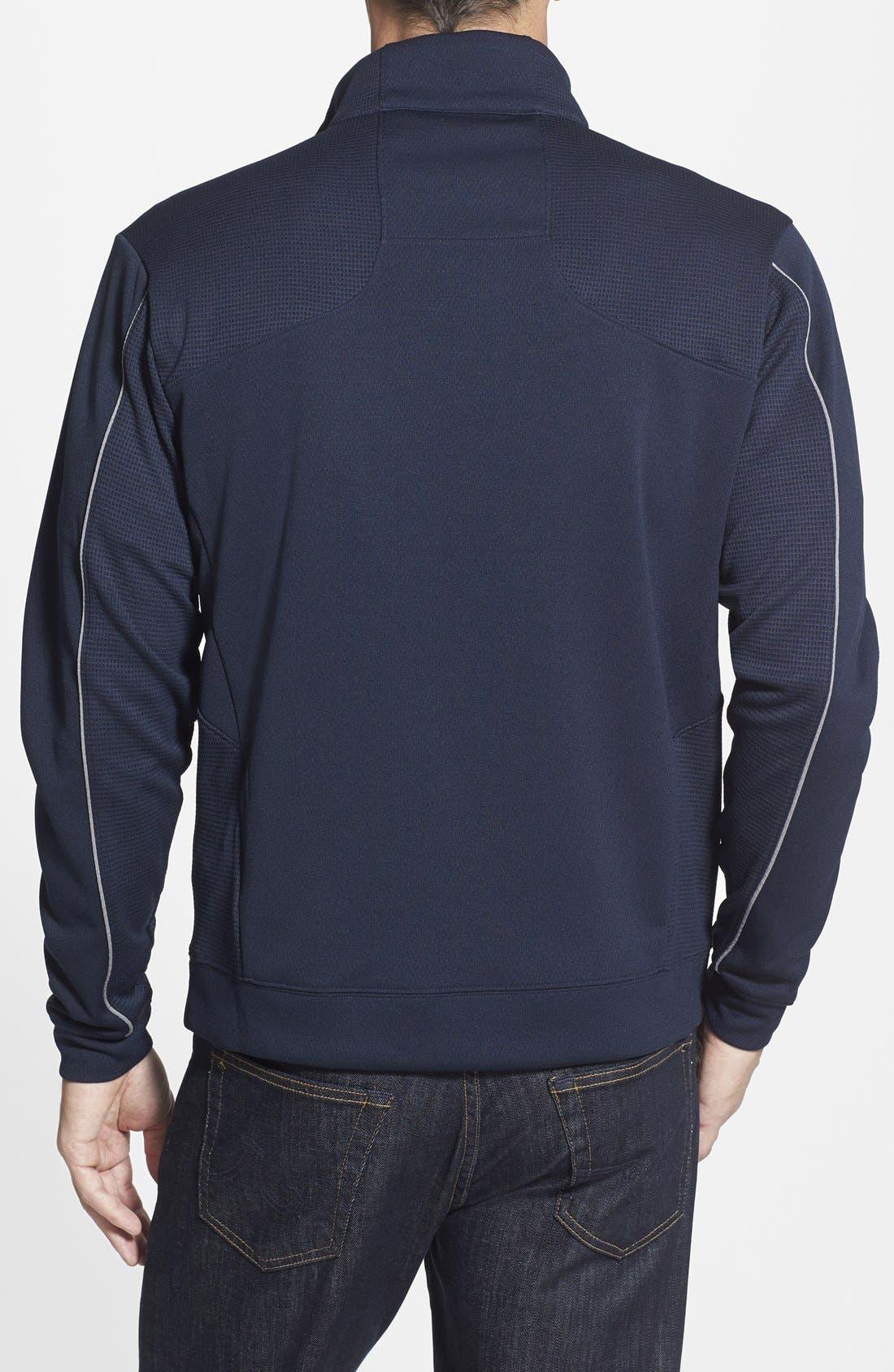 Houston Texans - Edge DryTec Moisture Wicking Half Zip Pullover,                             Alternate thumbnail 2, color,                             420