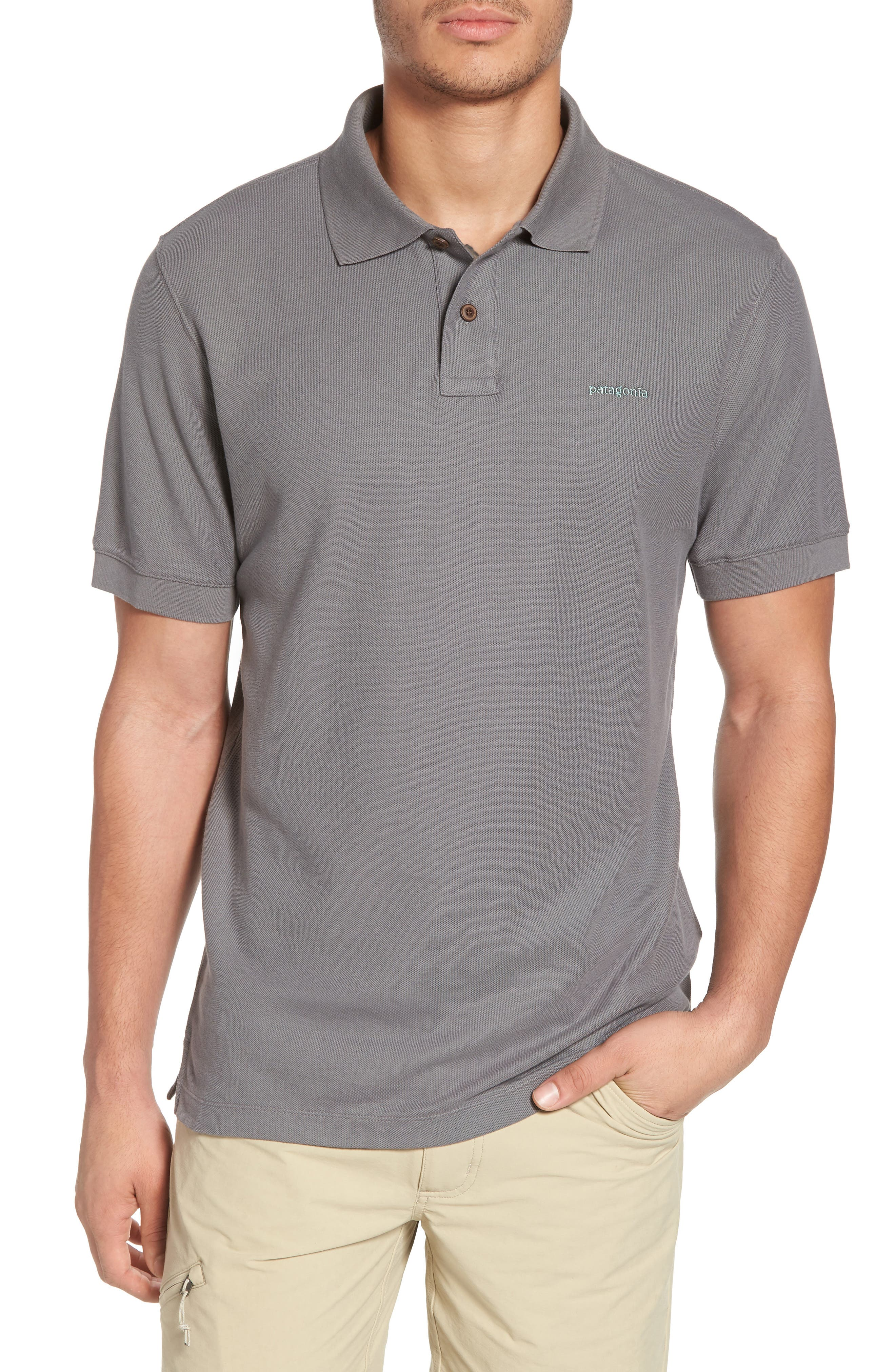 Belwe Relaxed Fit Piqué Polo,                             Main thumbnail 1, color,                             021