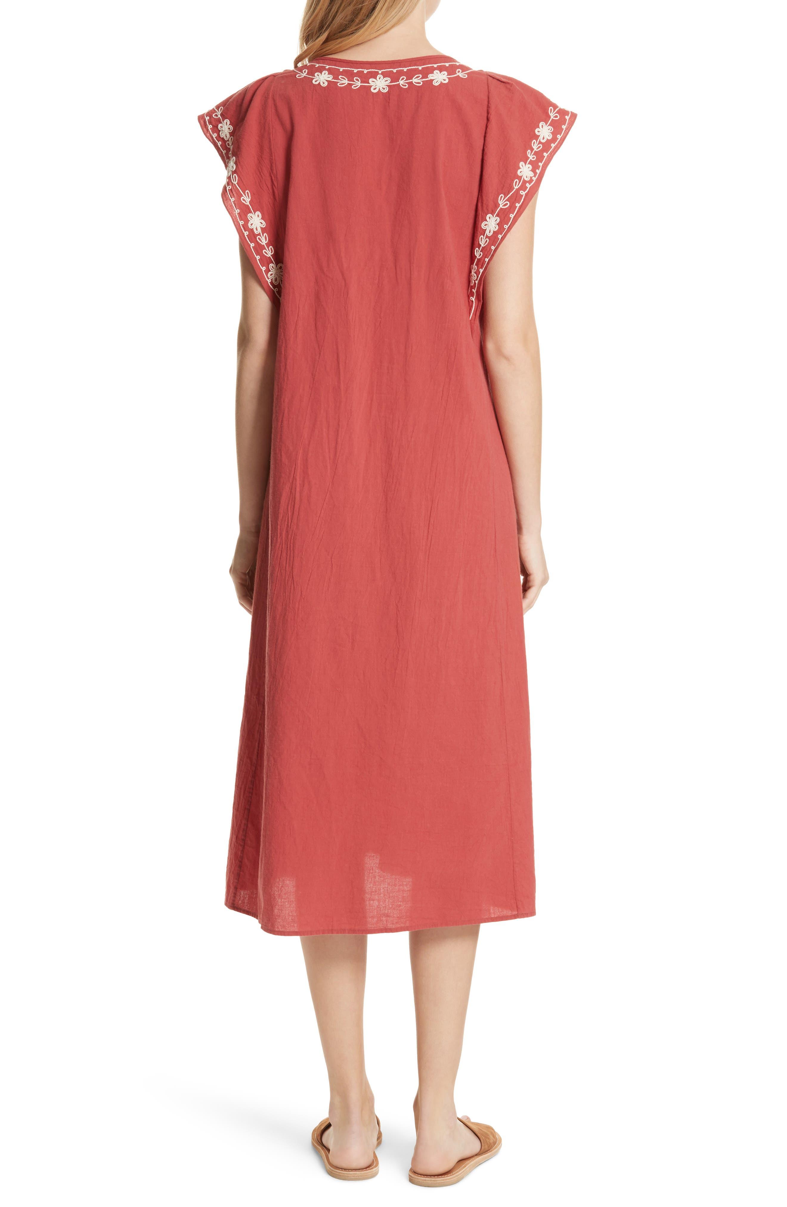 The Vineyard Dress,                             Alternate thumbnail 2, color,                             600