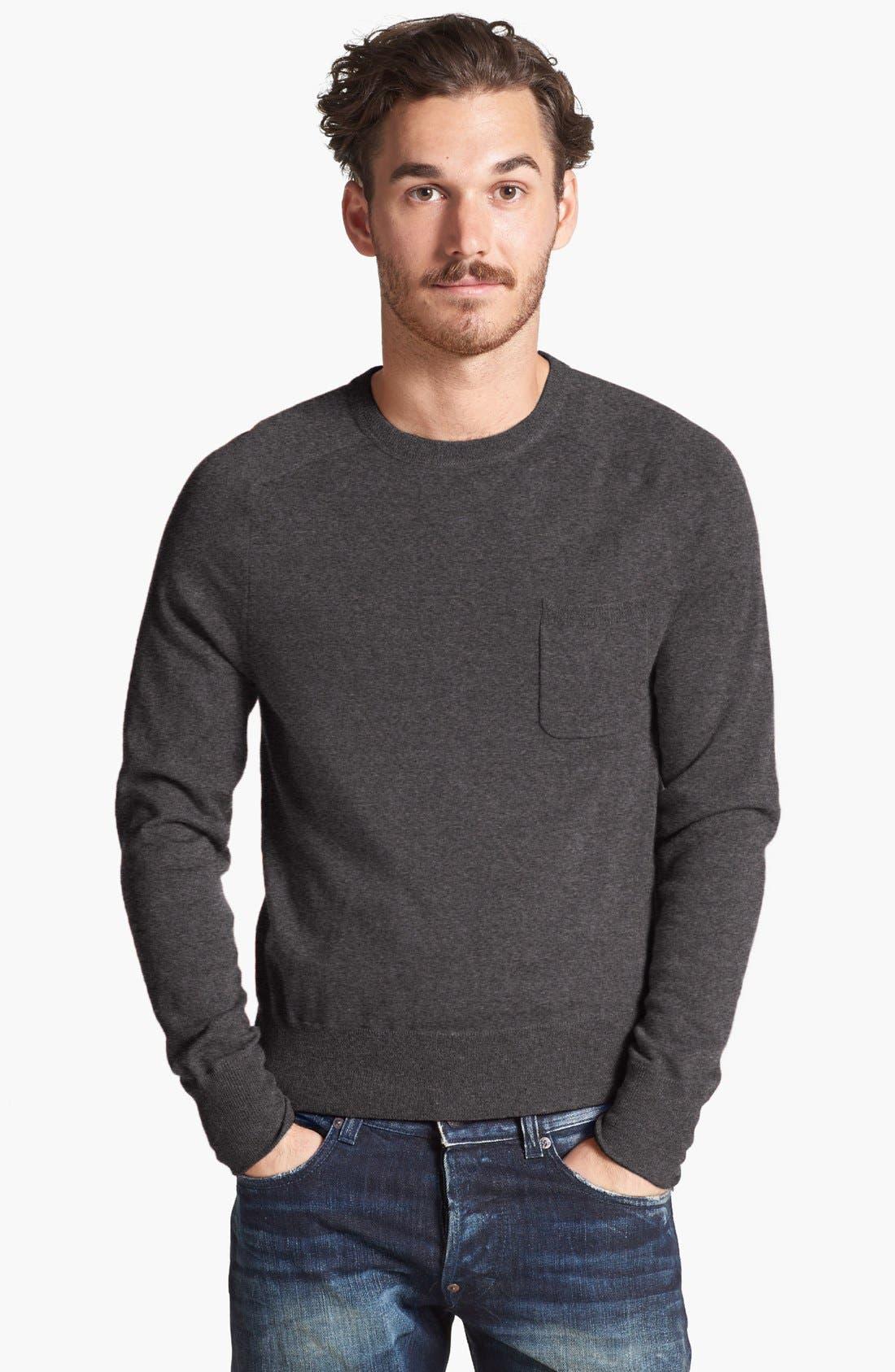 GRAYERS,                             Merino Wool Sweater,                             Main thumbnail 1, color,                             021