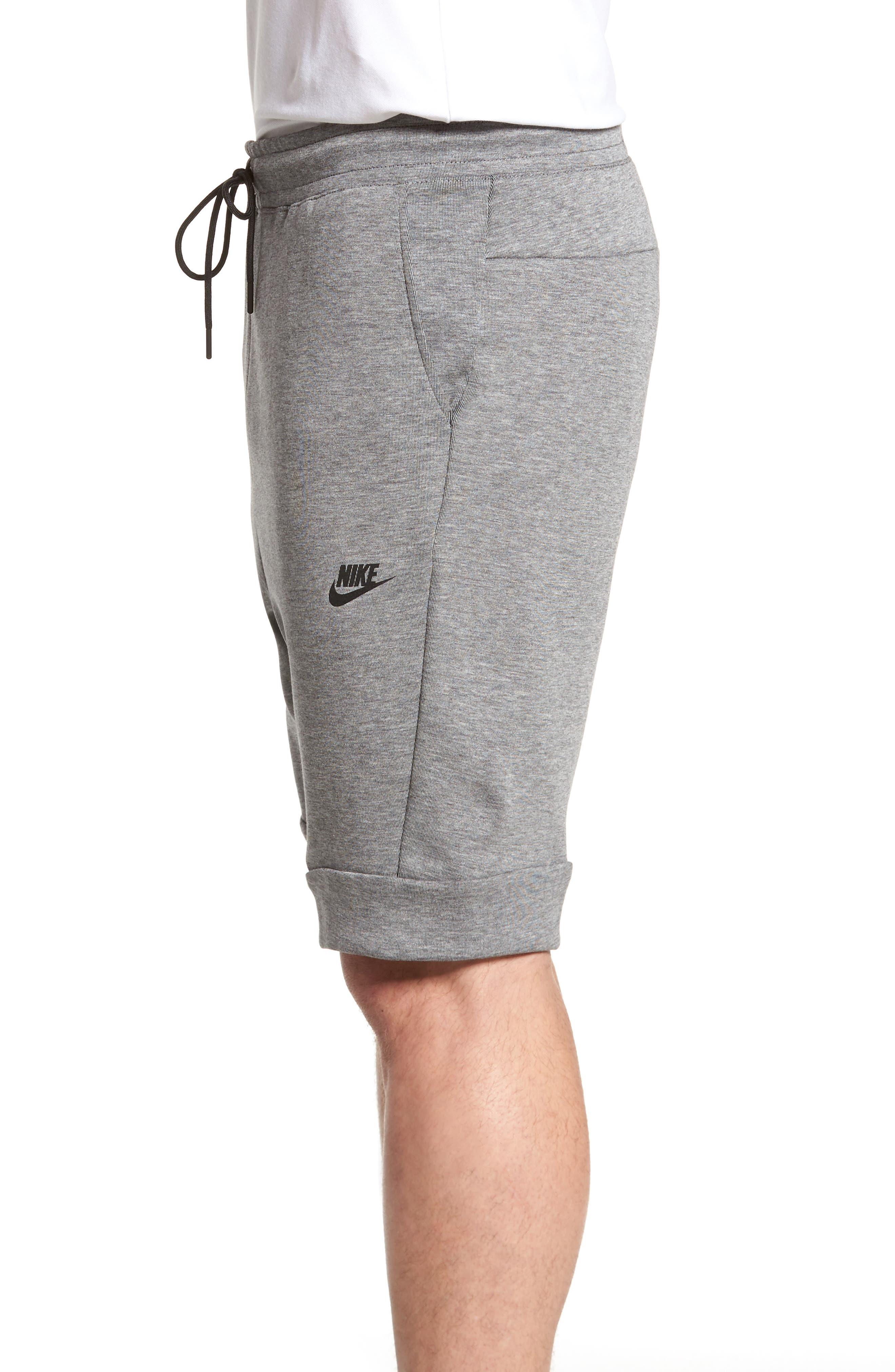 NSW Tech Fleece Shorts,                             Alternate thumbnail 8, color,