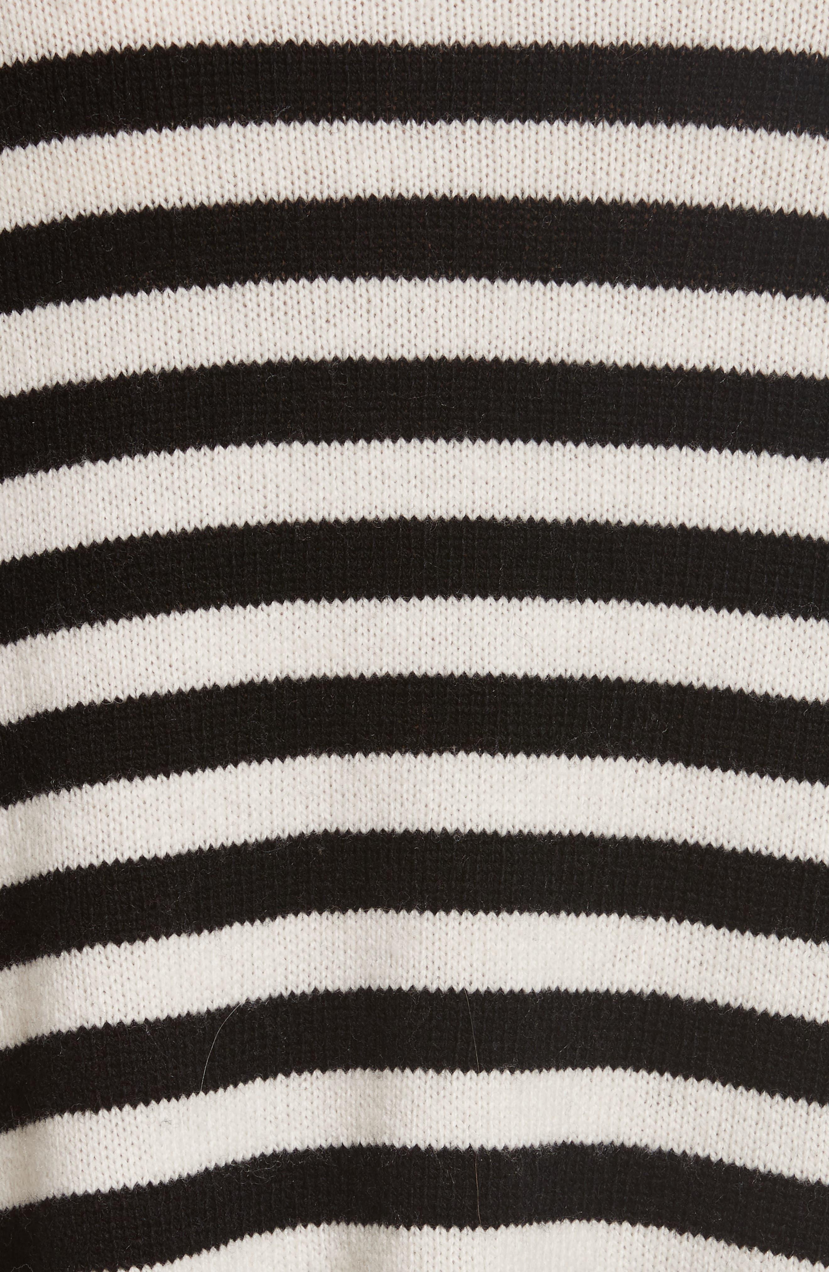 Seren Stripe Pullover,                             Alternate thumbnail 5, color,                             015