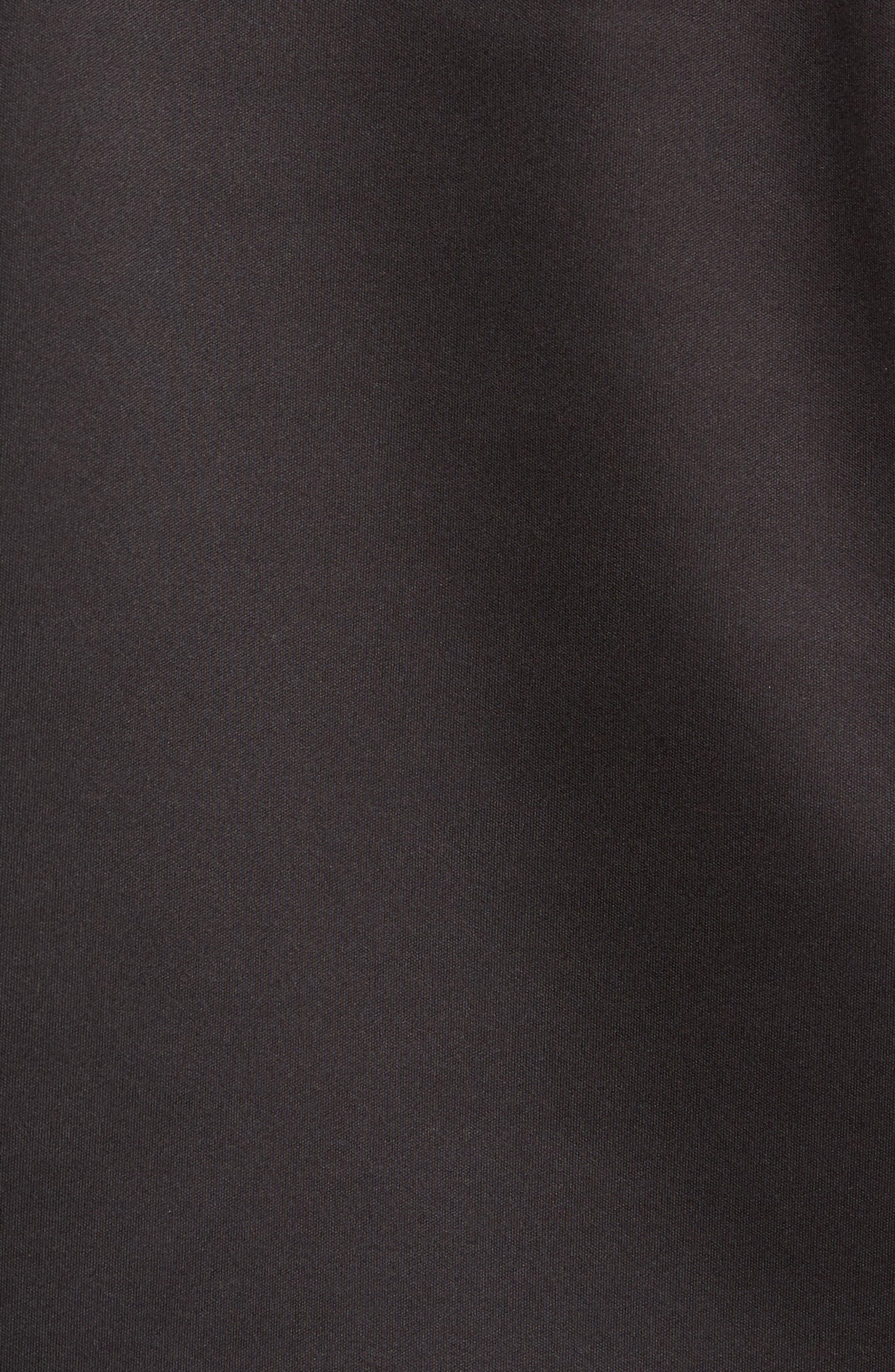 Apex Risor Jacket,                             Alternate thumbnail 6, color,                             TNF BLACK/ TNF BLACK