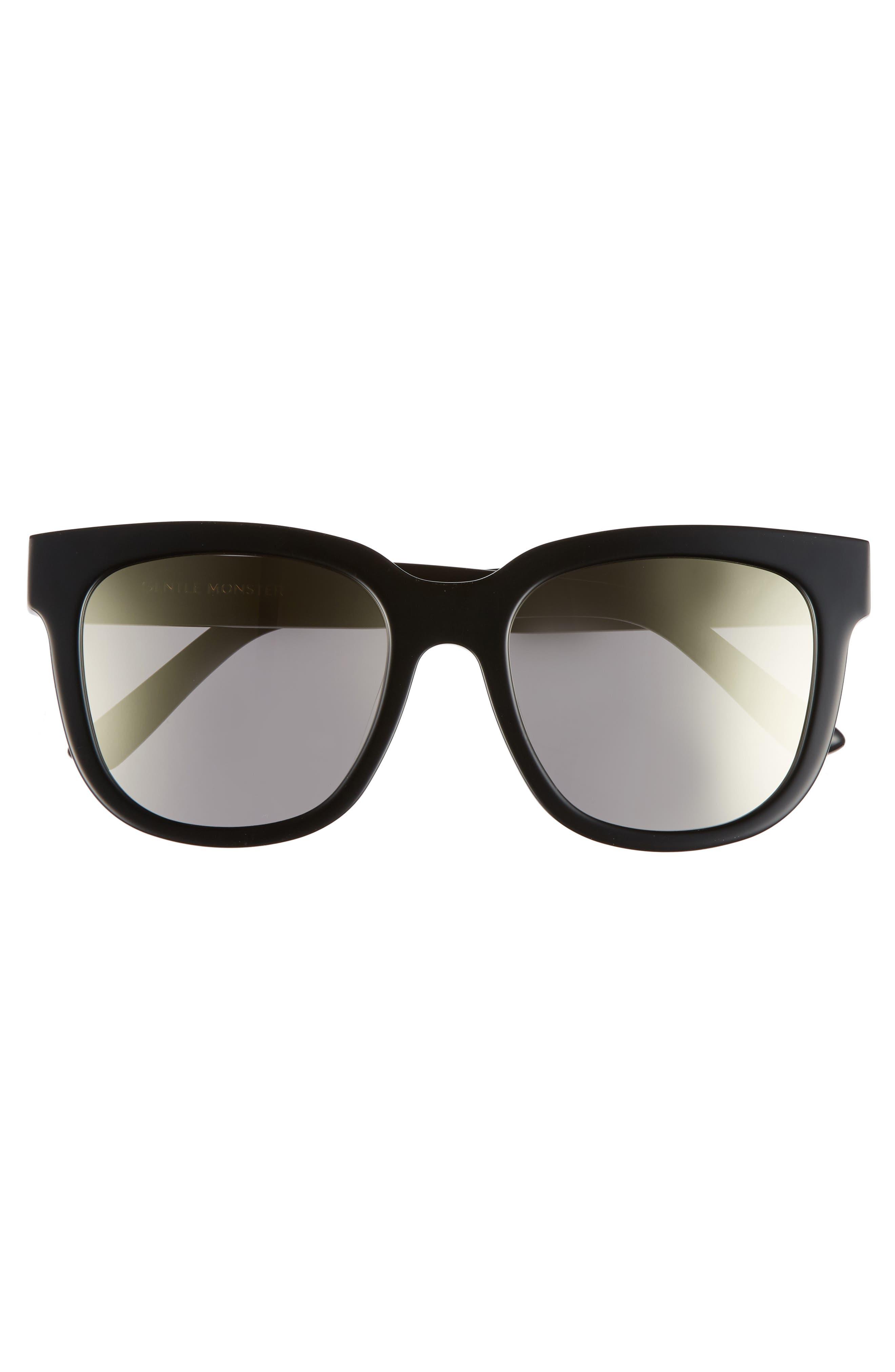 Salt 55mm Sunglasses,                             Alternate thumbnail 10, color,