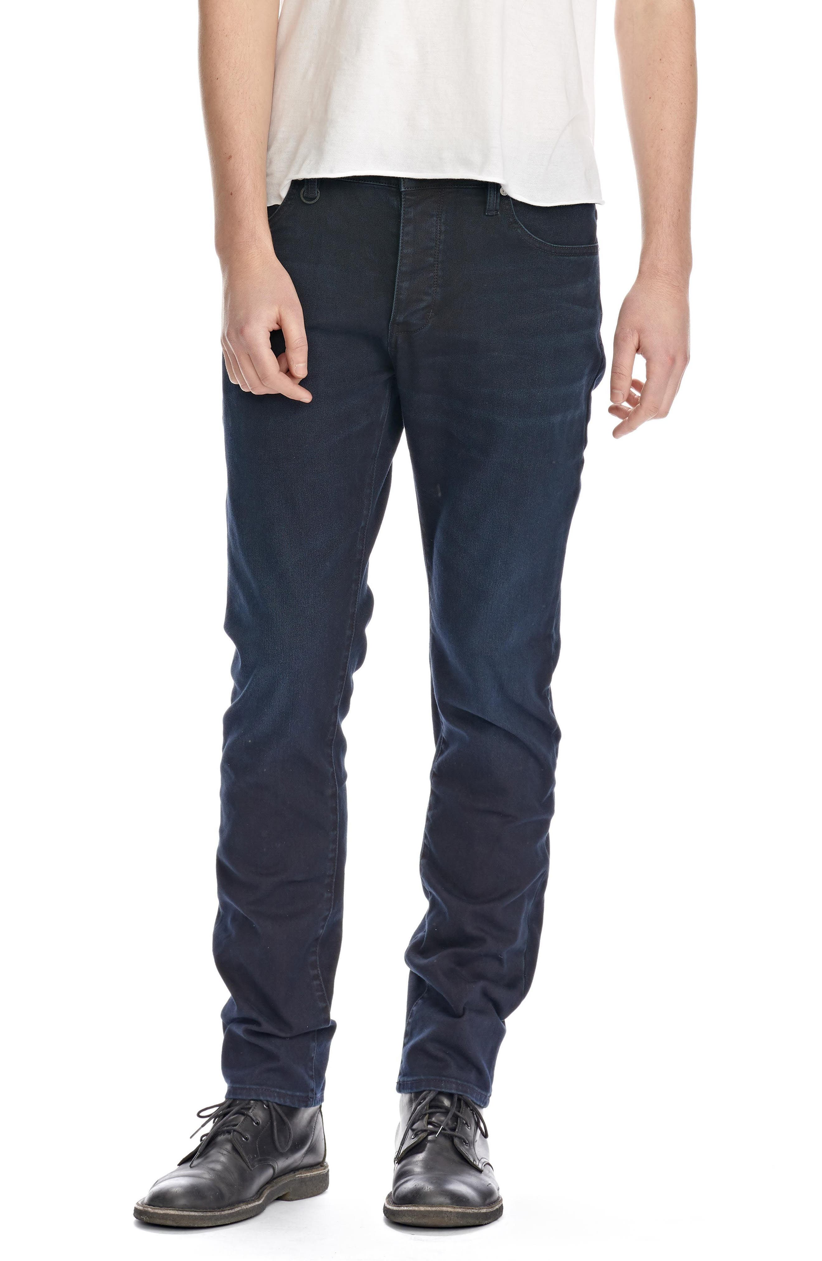 Lou Slim Fit Jeans,                         Main,                         color, 400
