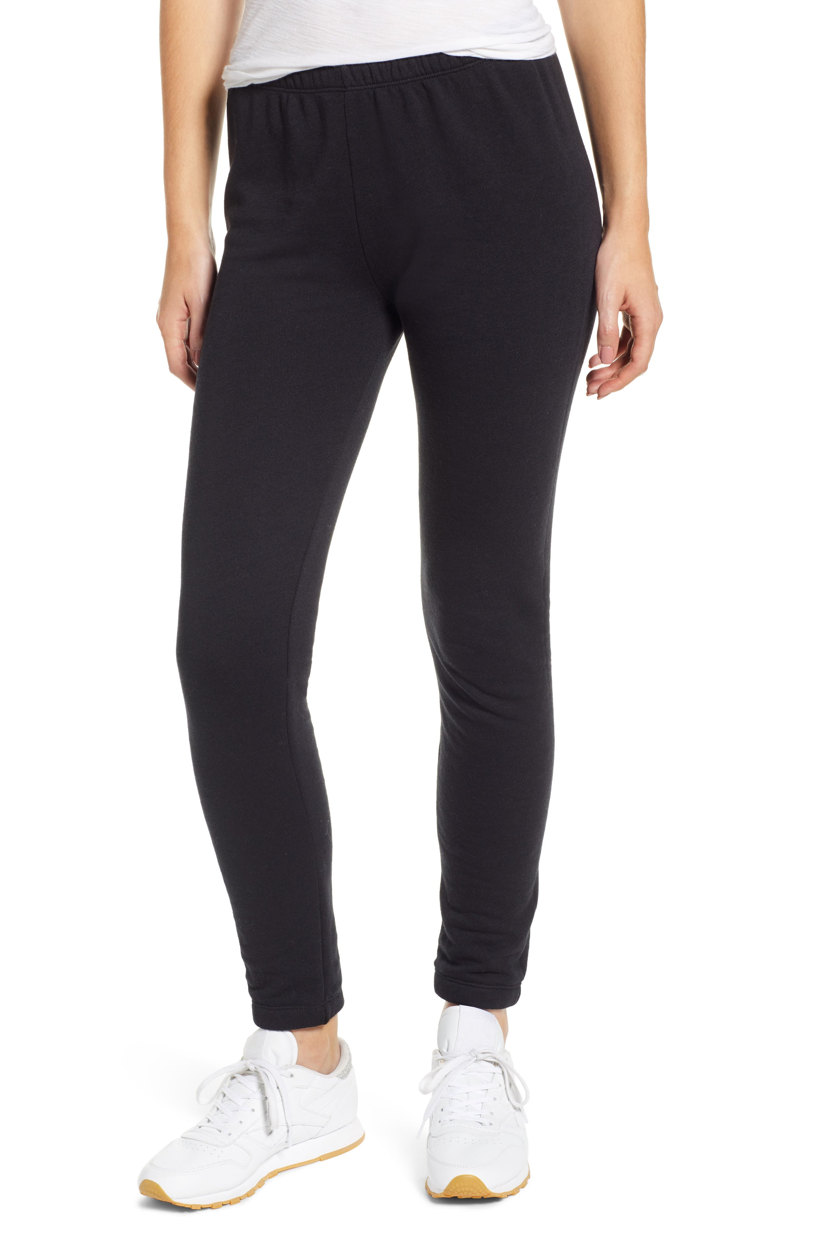 Knox Jogger Pants,                         Main,                         color, JET BLACK