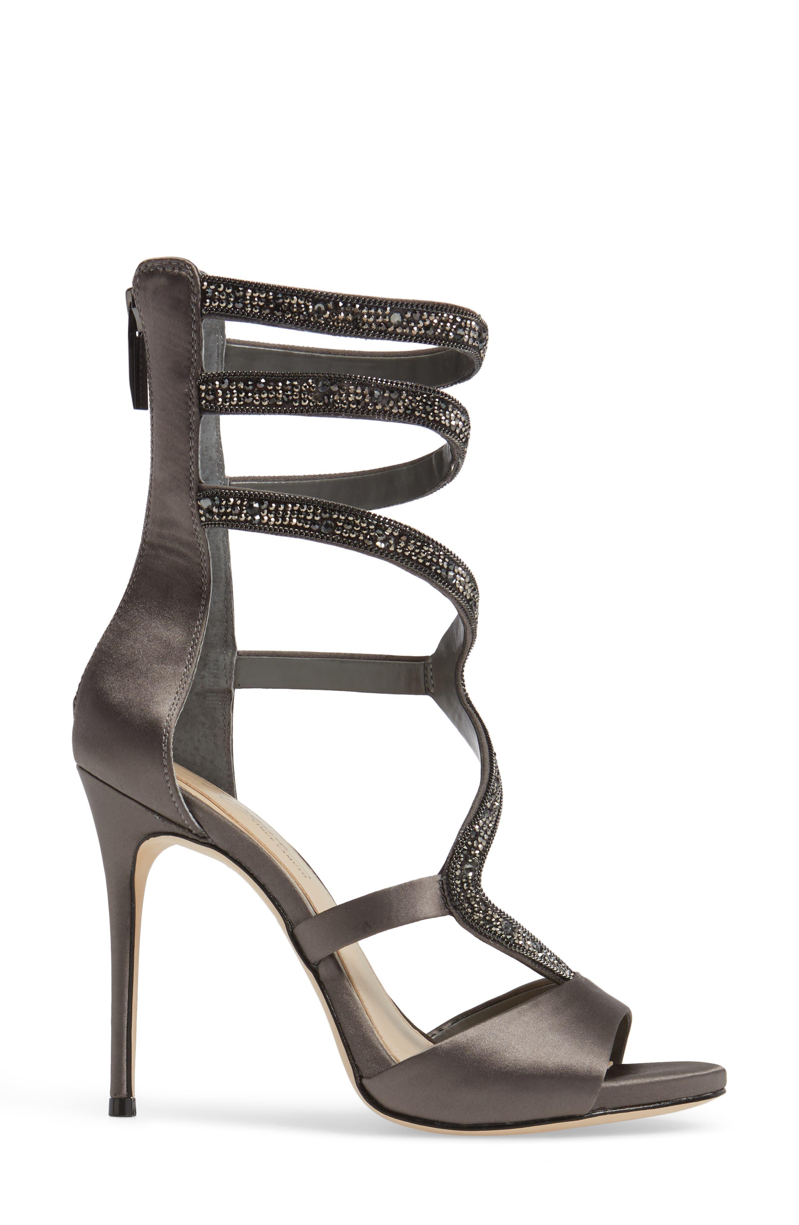Imagine Vince Camuto Dafny Embellished Sandal,                             Alternate thumbnail 8, color,