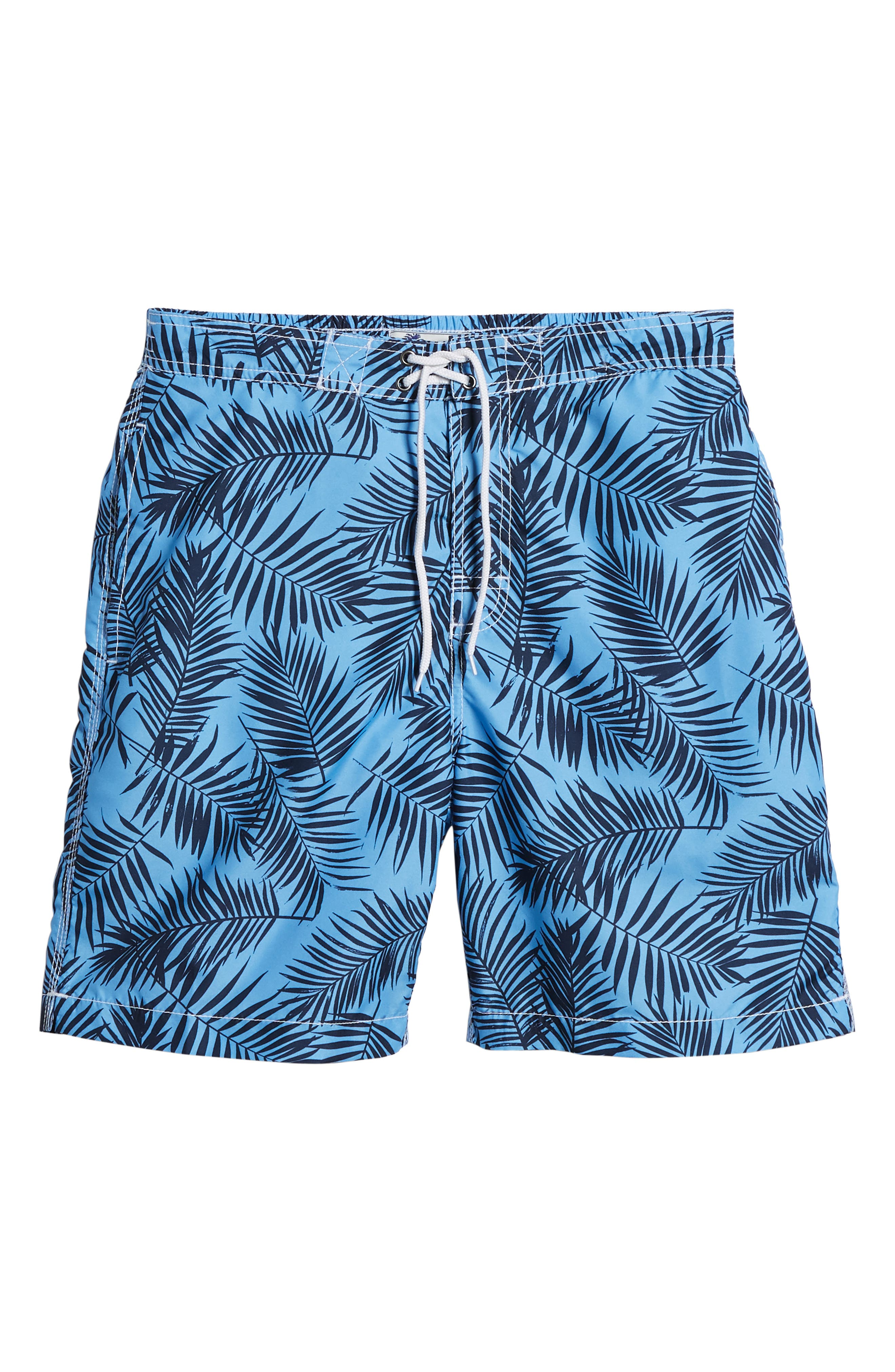 Swami Tropical Island Board Shorts,                             Alternate thumbnail 6, color,                             461