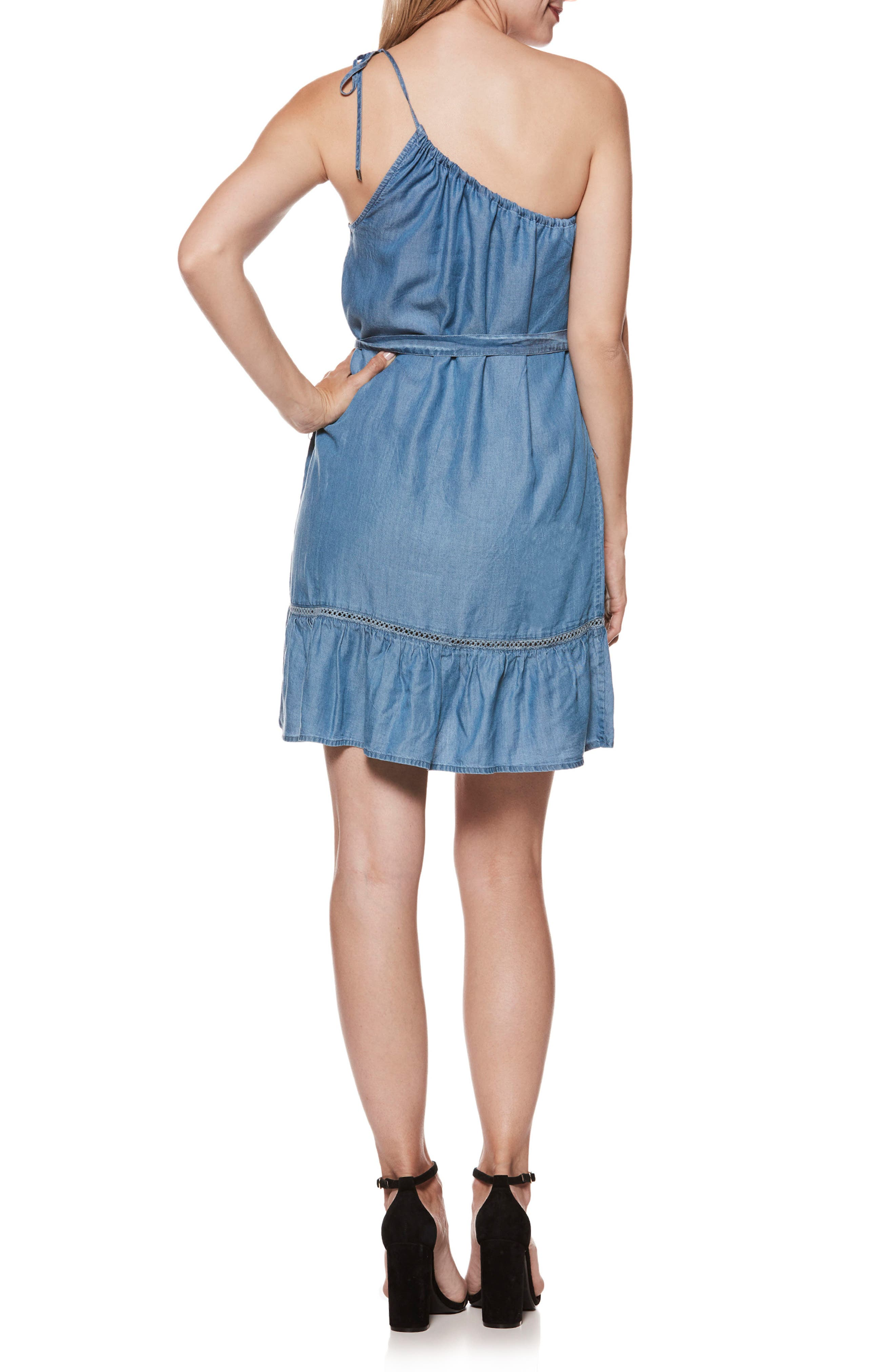 Lauretta Dress,                             Alternate thumbnail 2, color,                             400