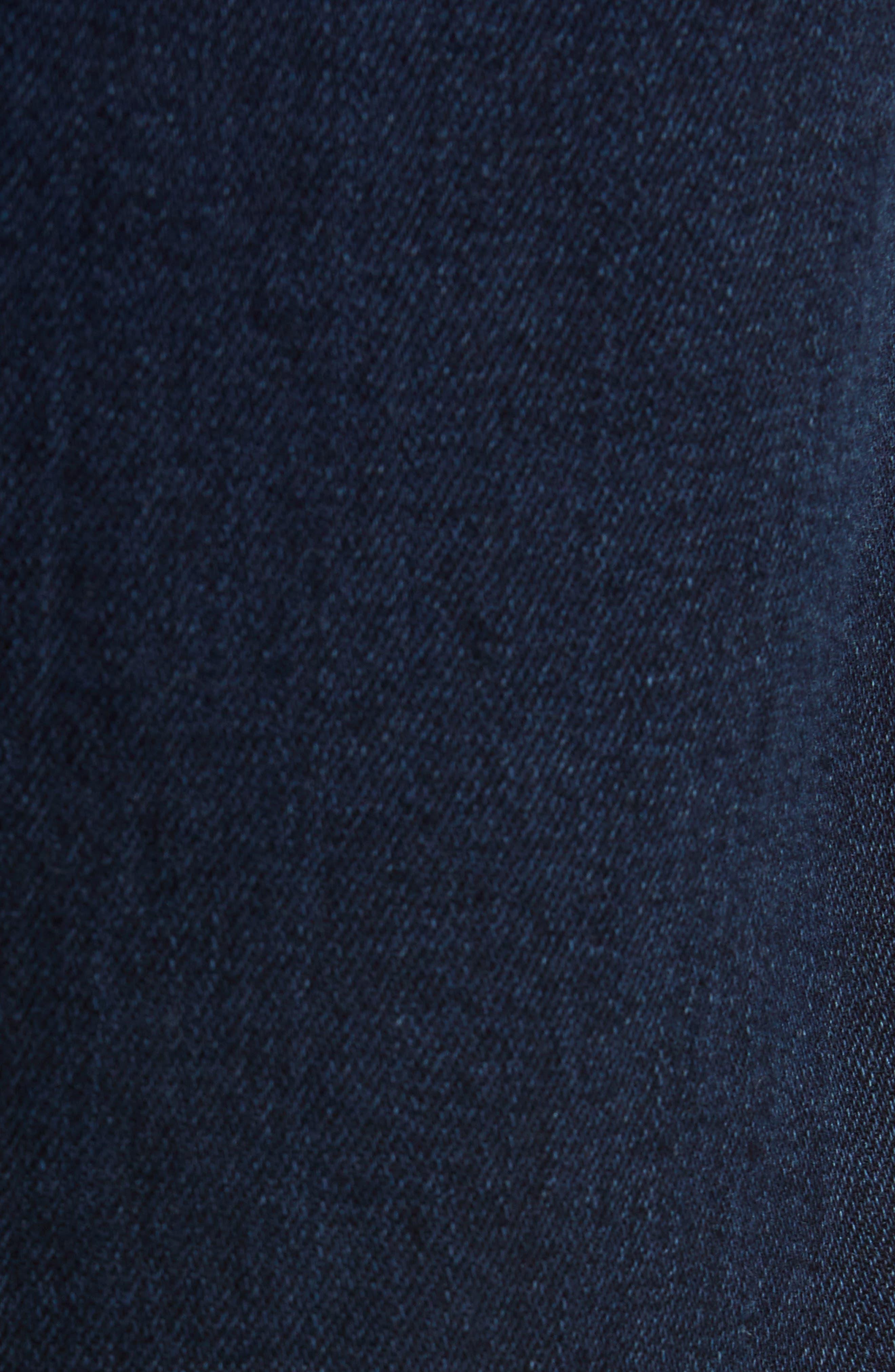Fit 3 Slim Straight Leg Jeans,                             Alternate thumbnail 5, color,                             BAYVIEW