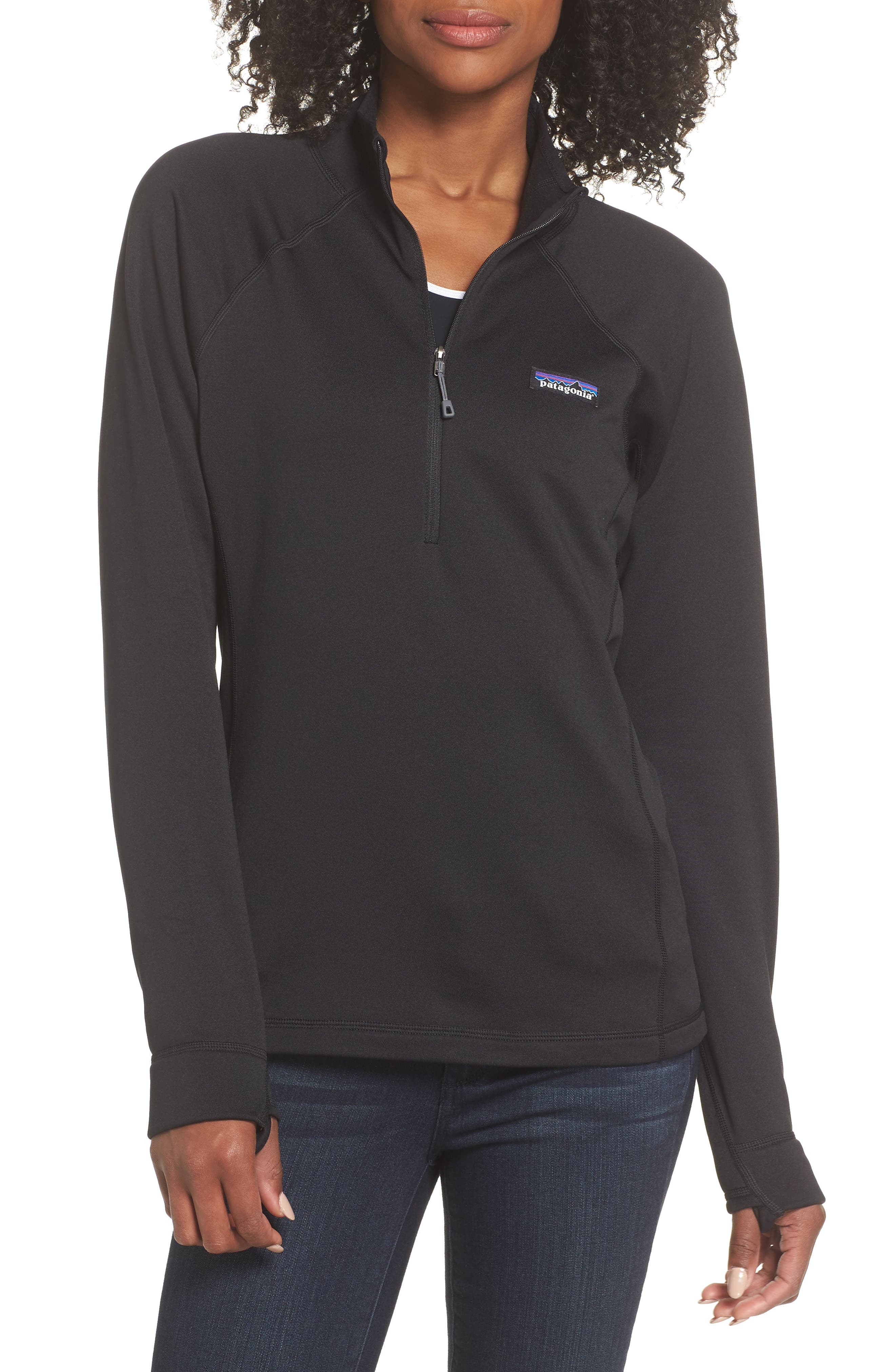 Crosstrek Quarter Zip Jacket,                             Main thumbnail 1, color,                             001