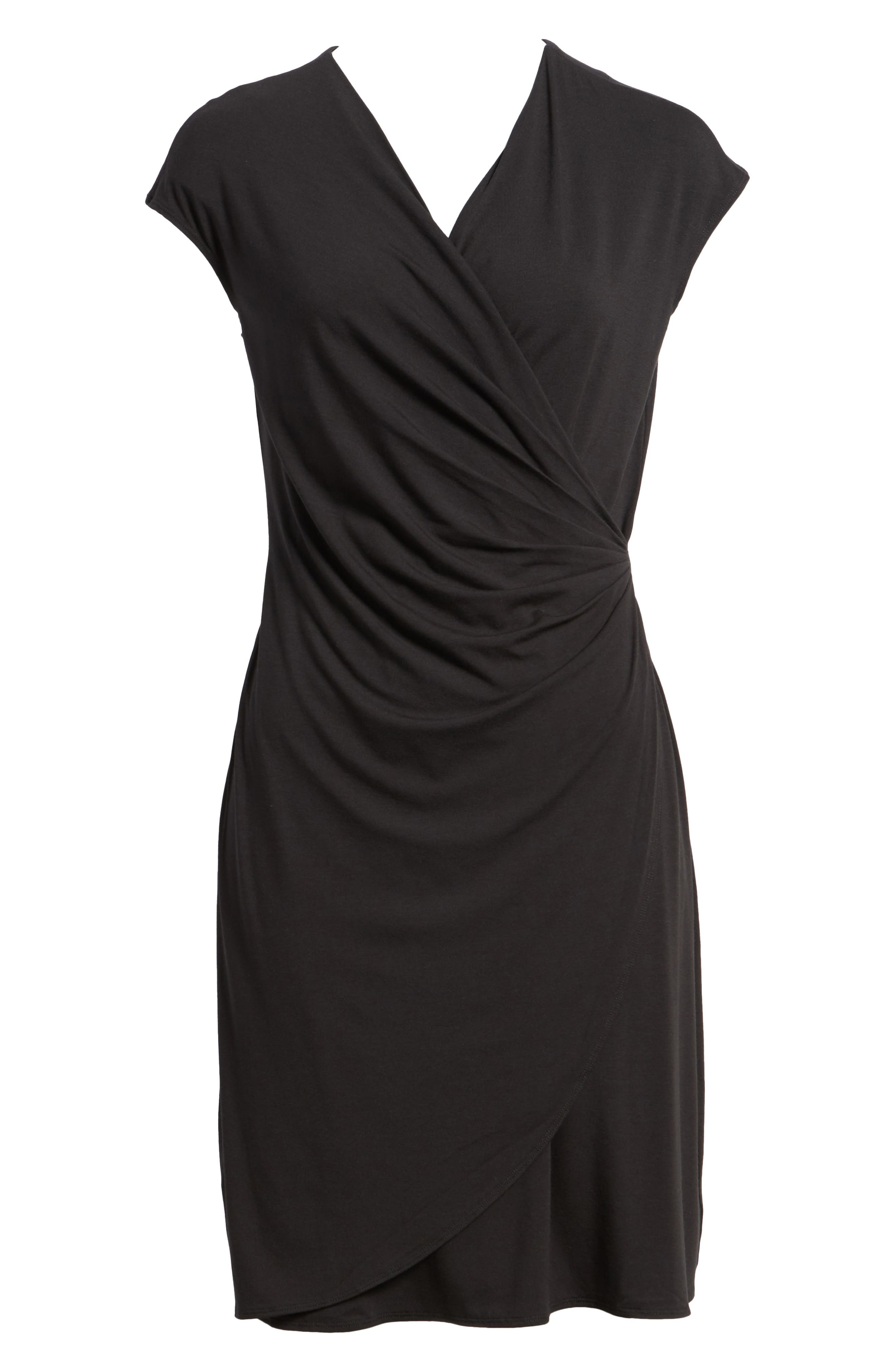 'Tambour' Side Gathered Dress,                             Alternate thumbnail 36, color,