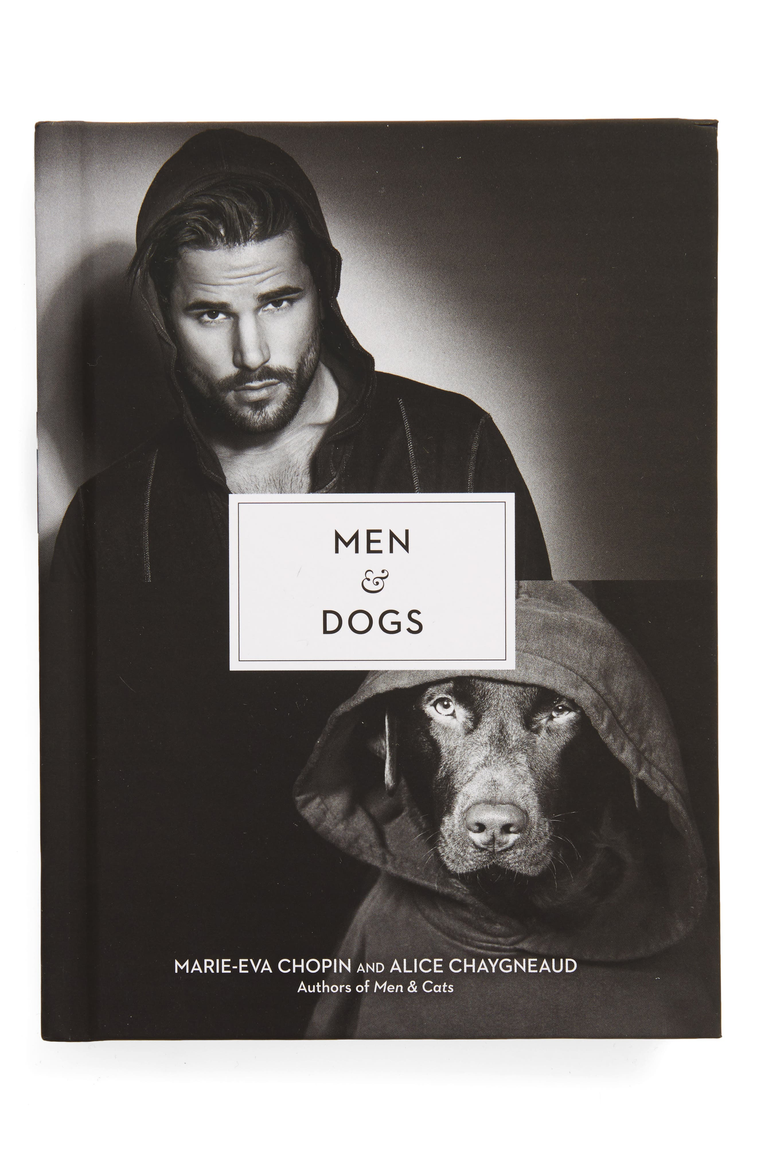 'Men & Dogs' Book,                         Main,                         color, 001